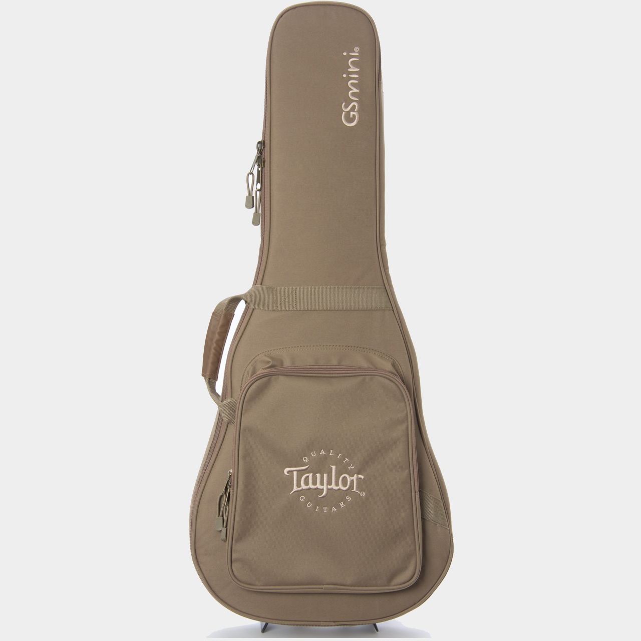 Die Taylor GS-Mini kommt inklusive Taylor Deluxe Softcase