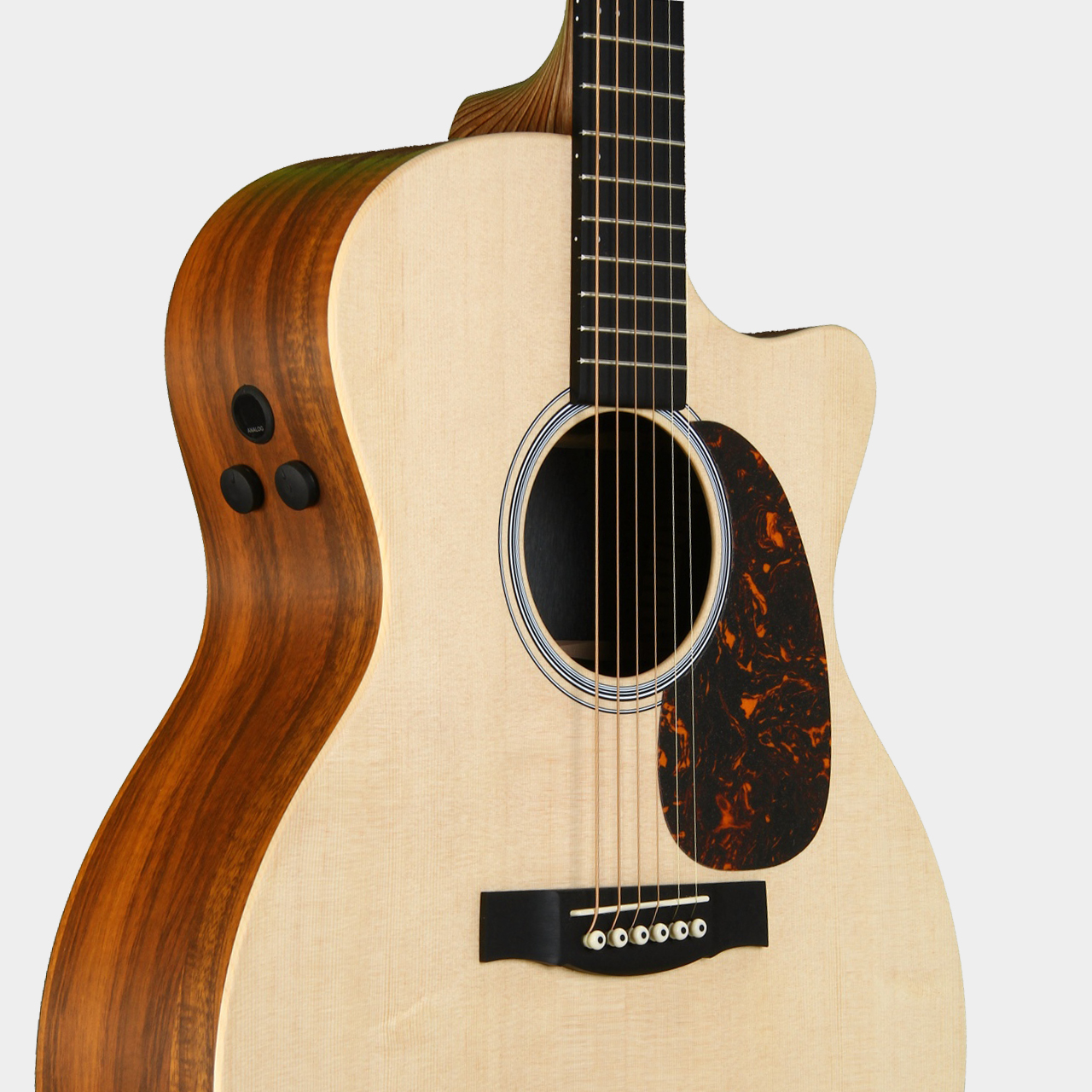 MARTIN GUITARS GPCPA5K Natural