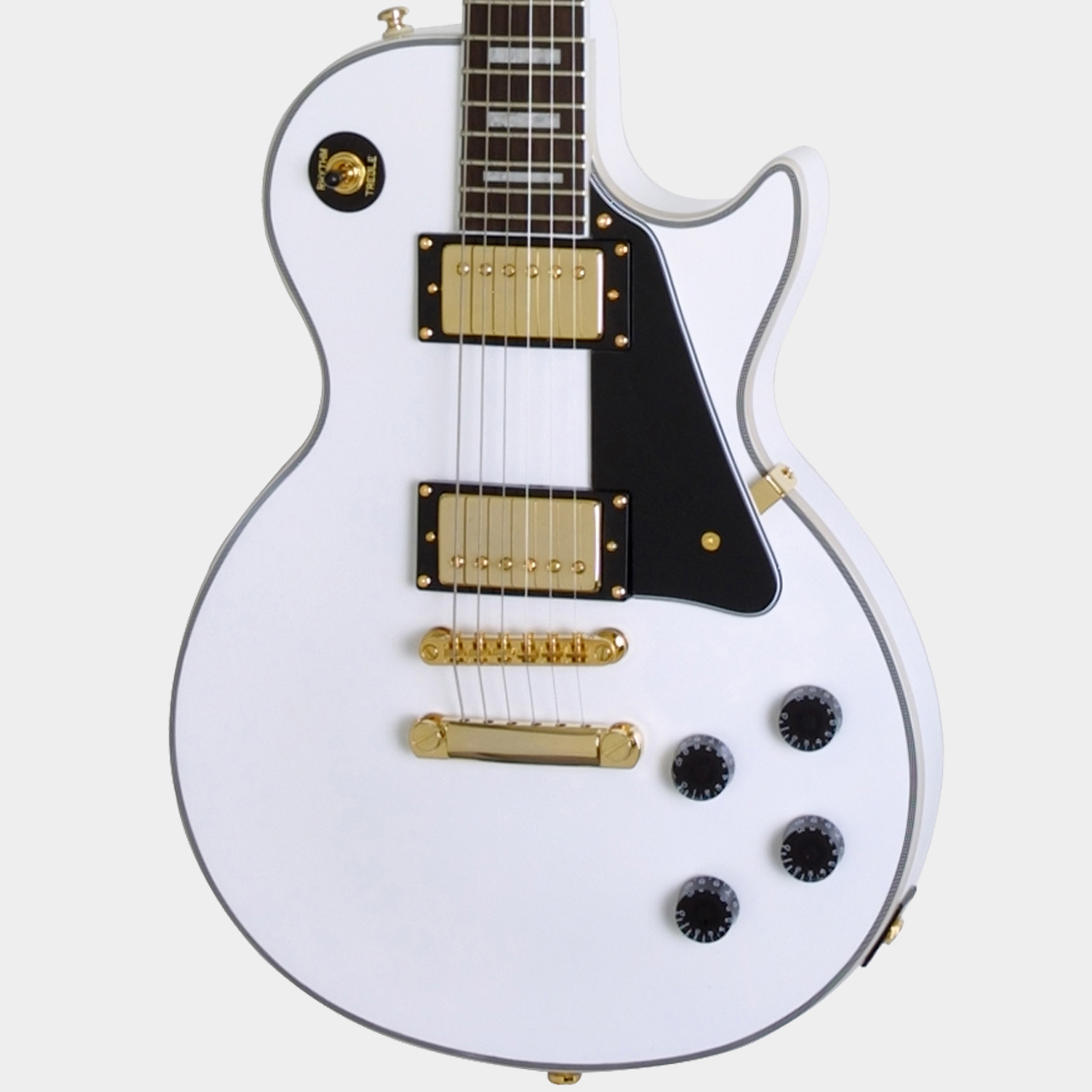 EPIPHONE Les Paul Custom PRO Alpine White Body