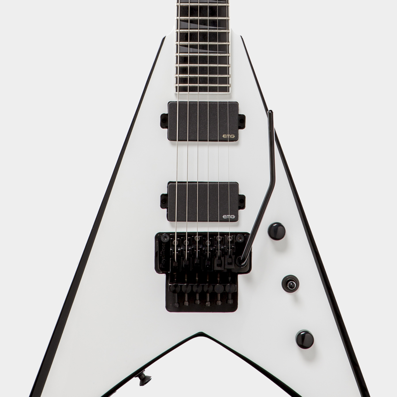 JACKSON Pro Series KVMG King V Body Detail