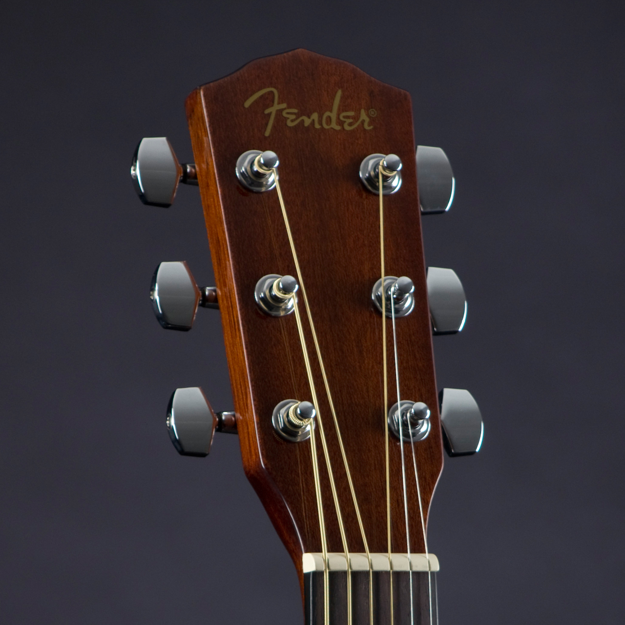 FENDER CD-60CE All Mahogany Dreadnought