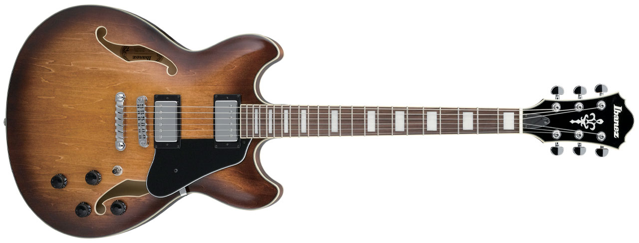 IBANEZ Artcore AS73-TBC Tobacco Brown