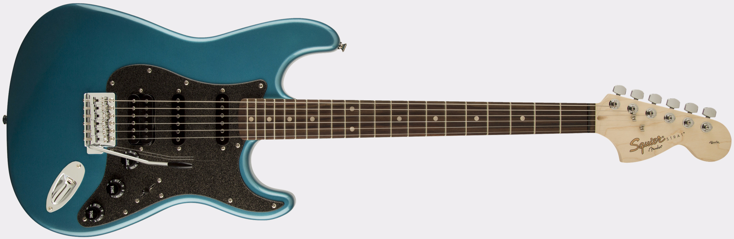 SQUIER Affinity Series Stratocaster HSS RW Lake Placid Blue
