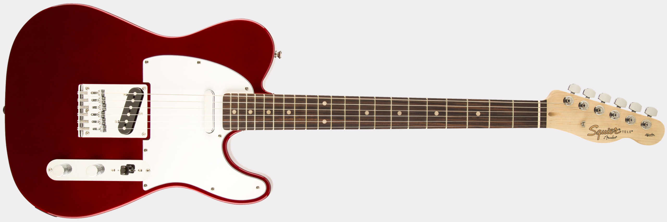 SQUIER Affinity Series Telecaster RW Metallic Red