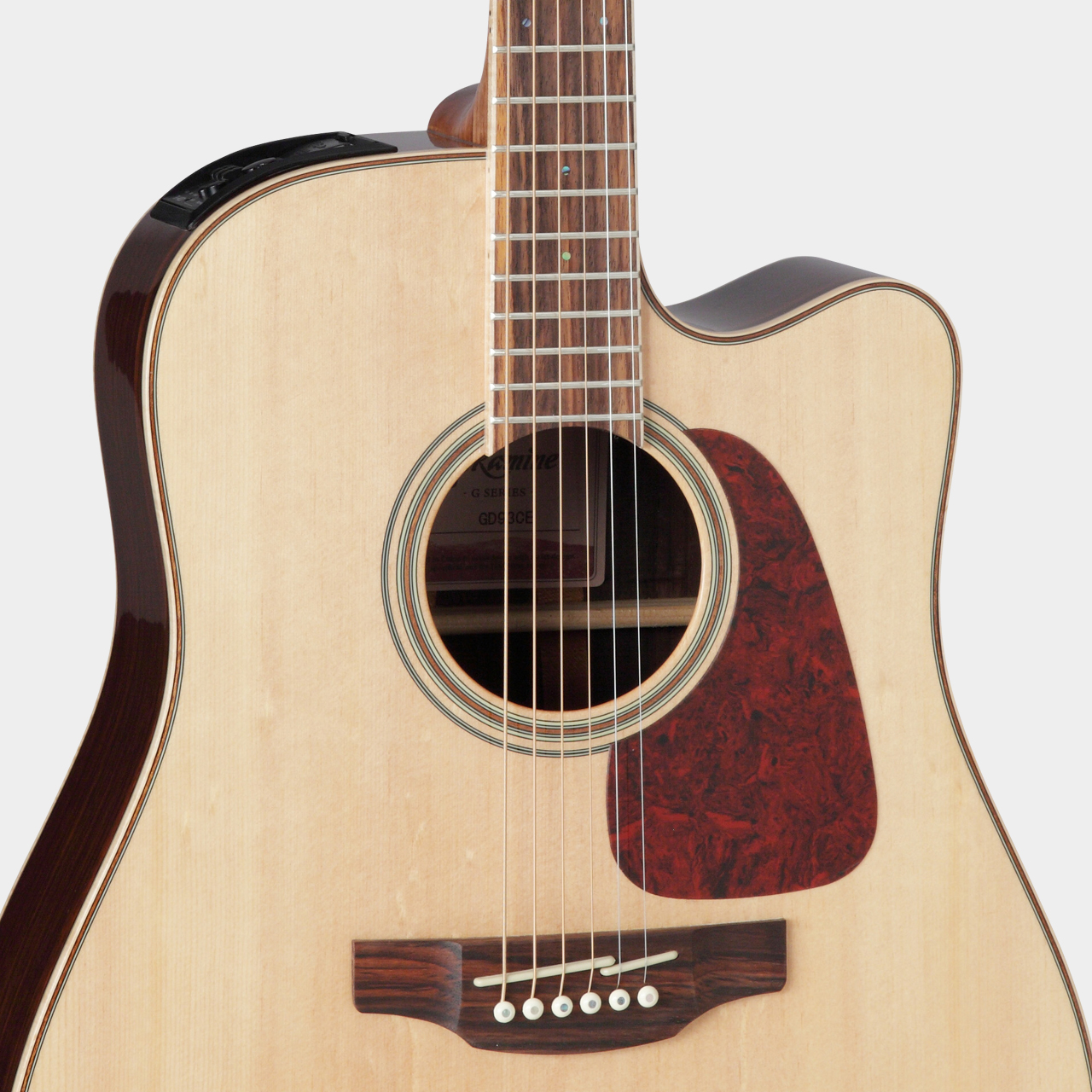 Takamine GD93CE-NAT Natural