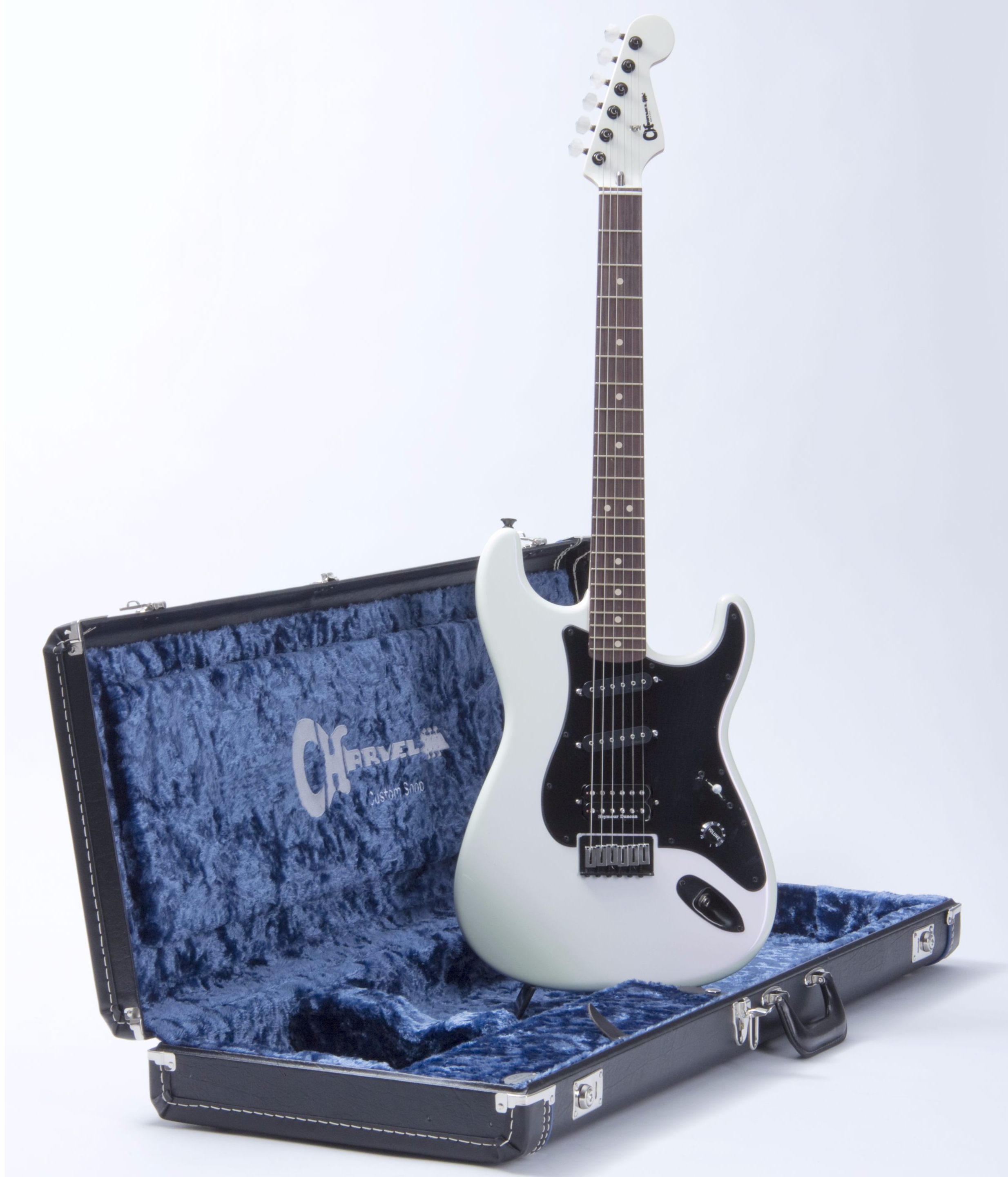 CHARVEL Jake E. Lee Signature in Case