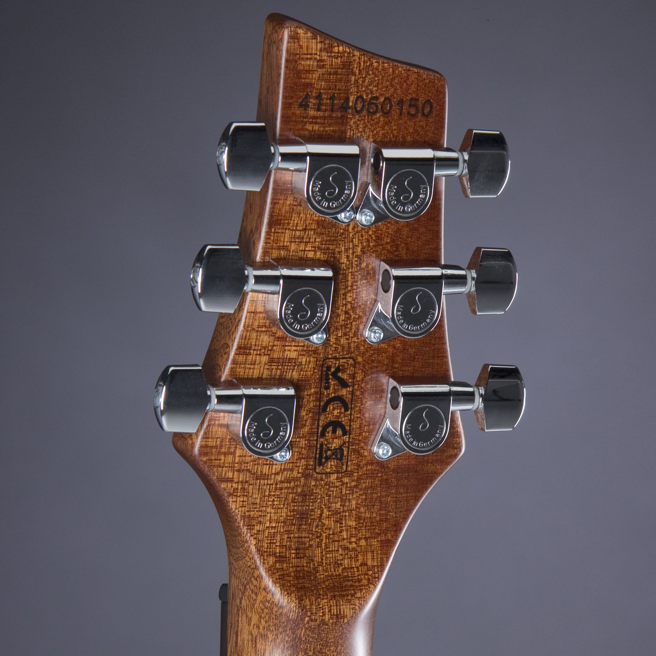 FourmIVTBSatin Headstock