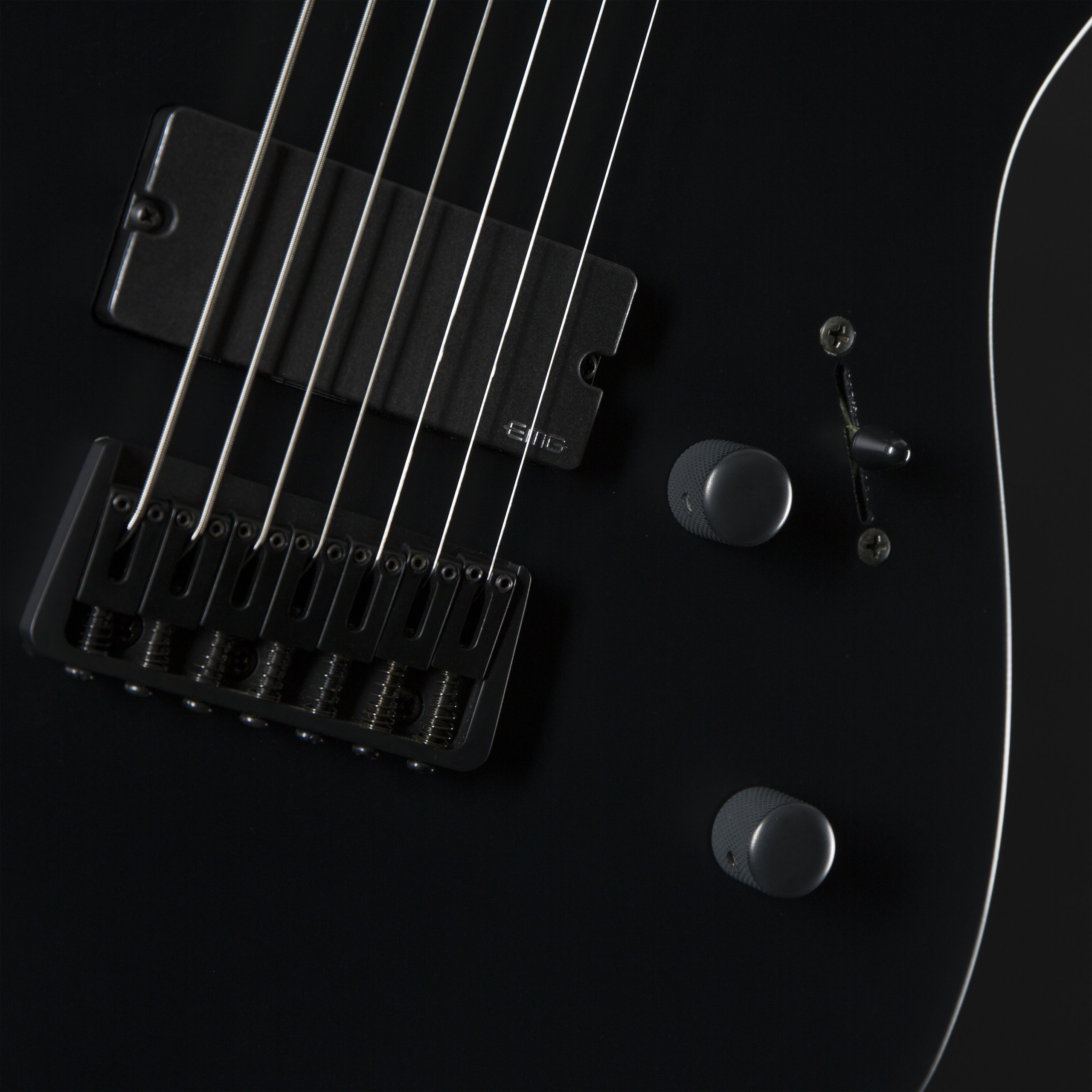 ESP LTD TE-407 Black Satin Brücke