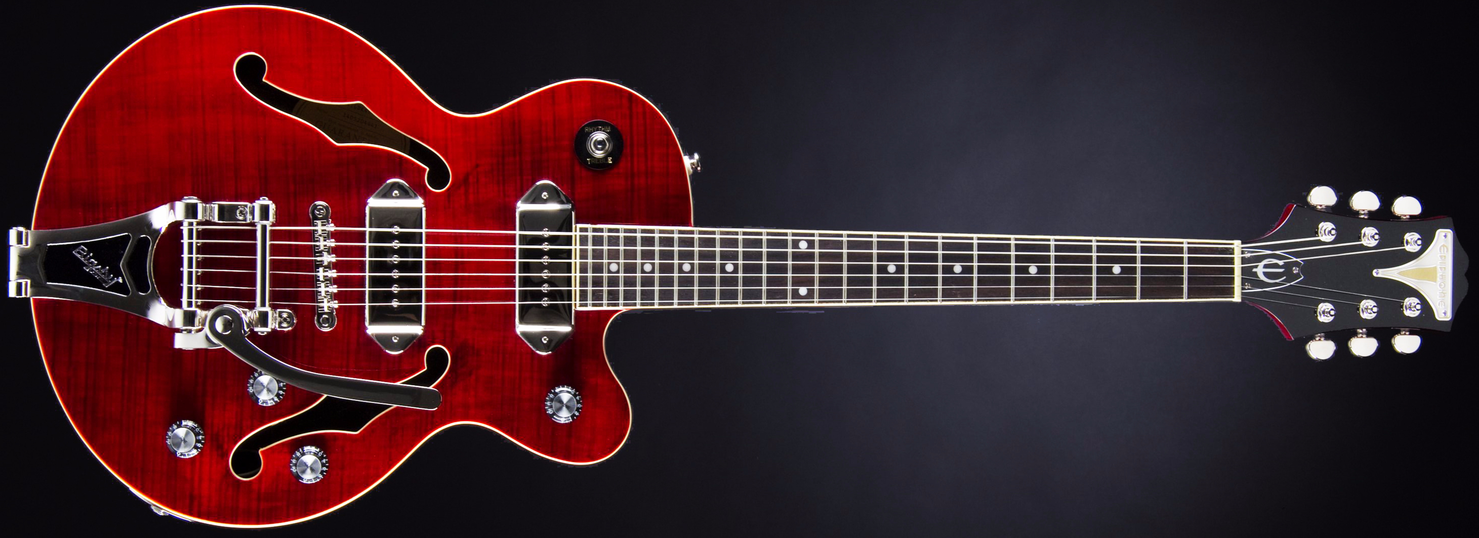 Epiphone Wildkat WR Front