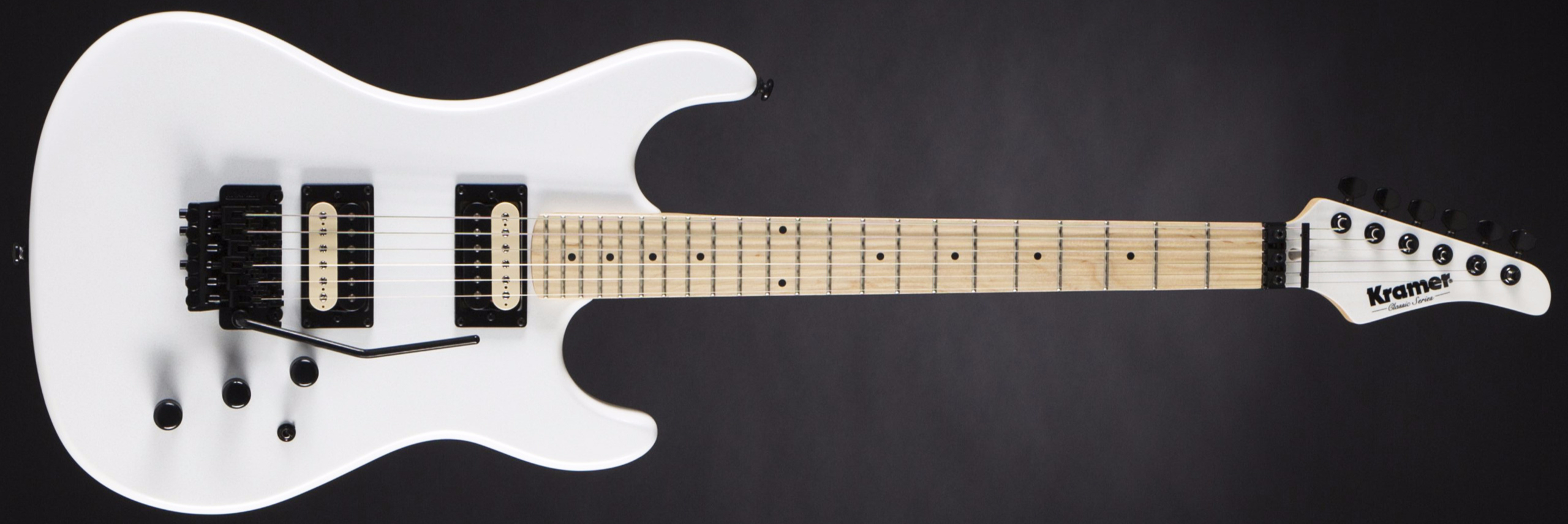 KRAMER Pacer Classic PW Pearl White
