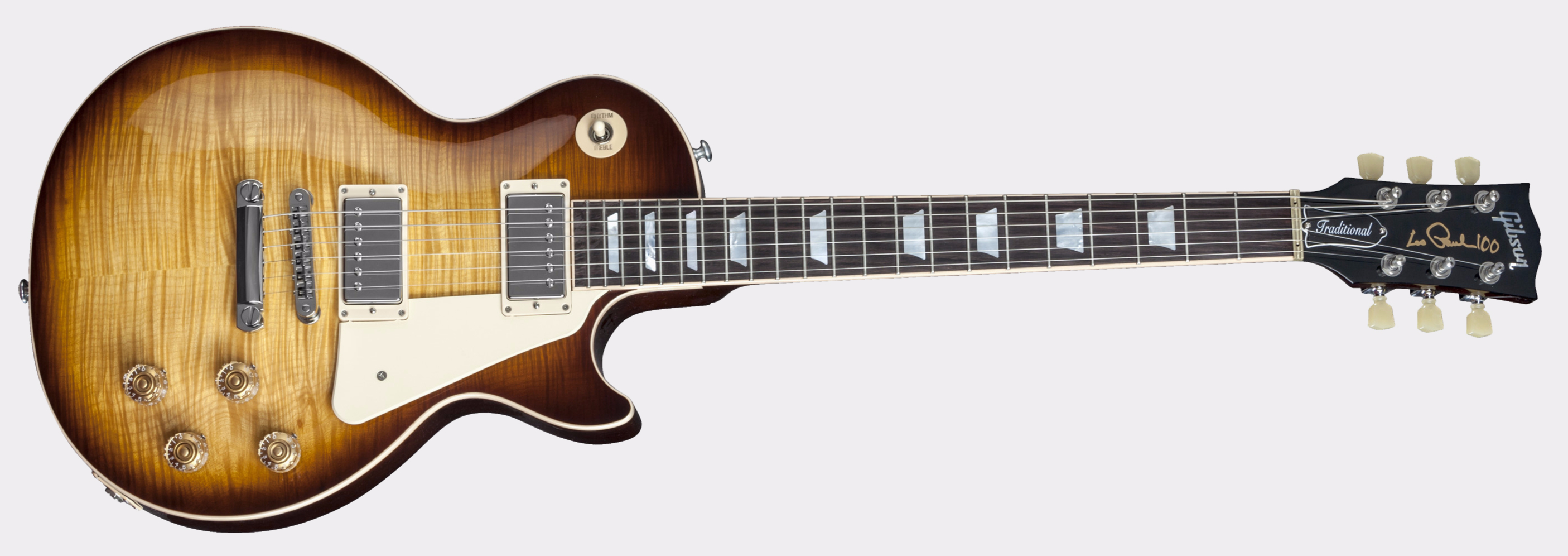 GIBSON Les Paul Traditional 2015 Tobacco Sunburst