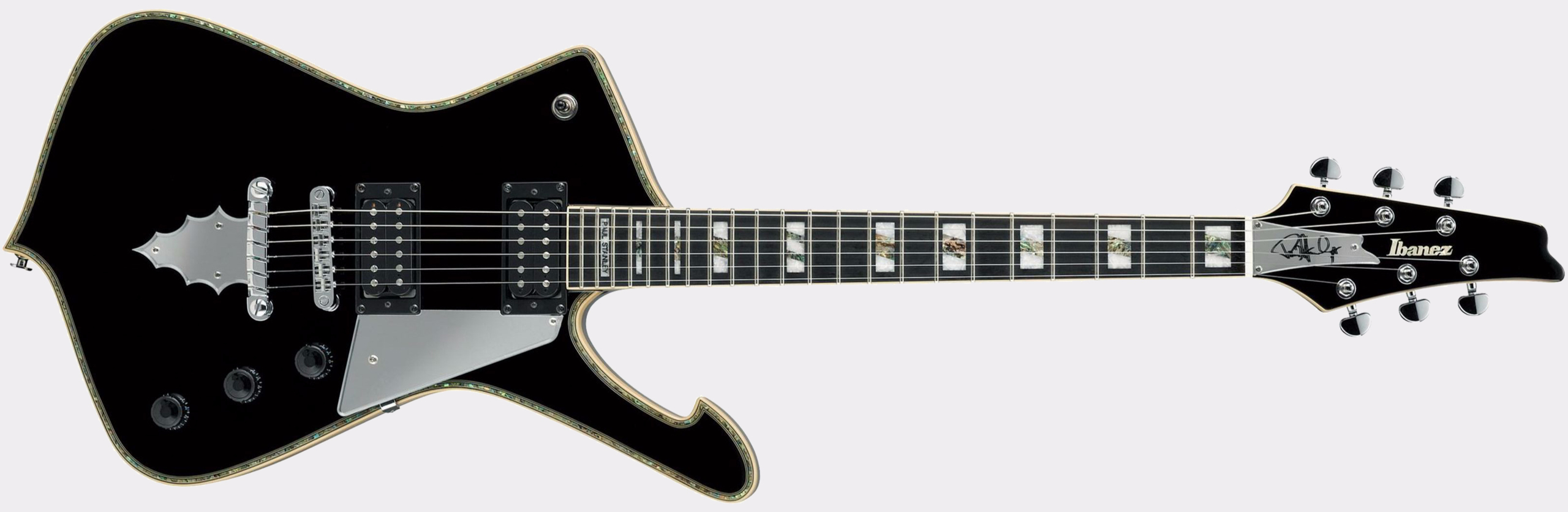 IBANEZ Paul Stanley PS120-BK BlackIBANEZ Paul Stanley PS120-BK Black