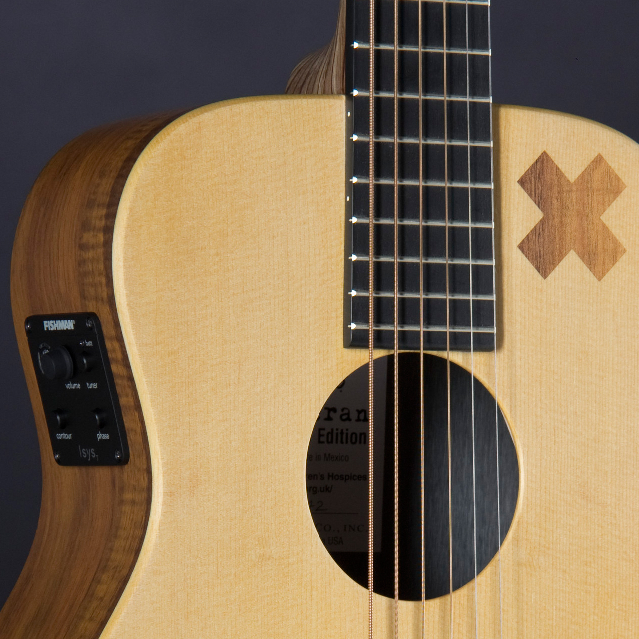 MARTIN Ed Sheeran 2 X Signature Edition
