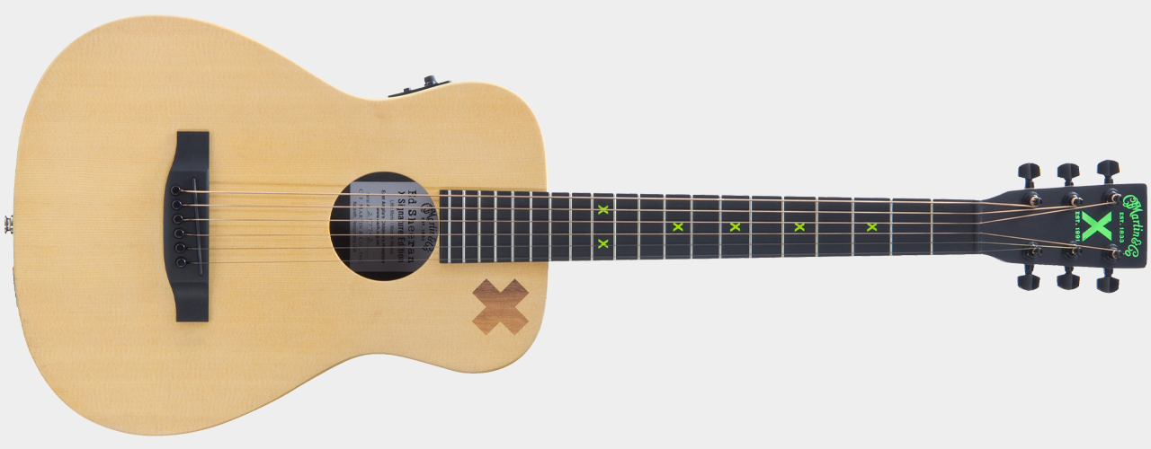 MARTINGUITARS LX Ed Sheeran 2