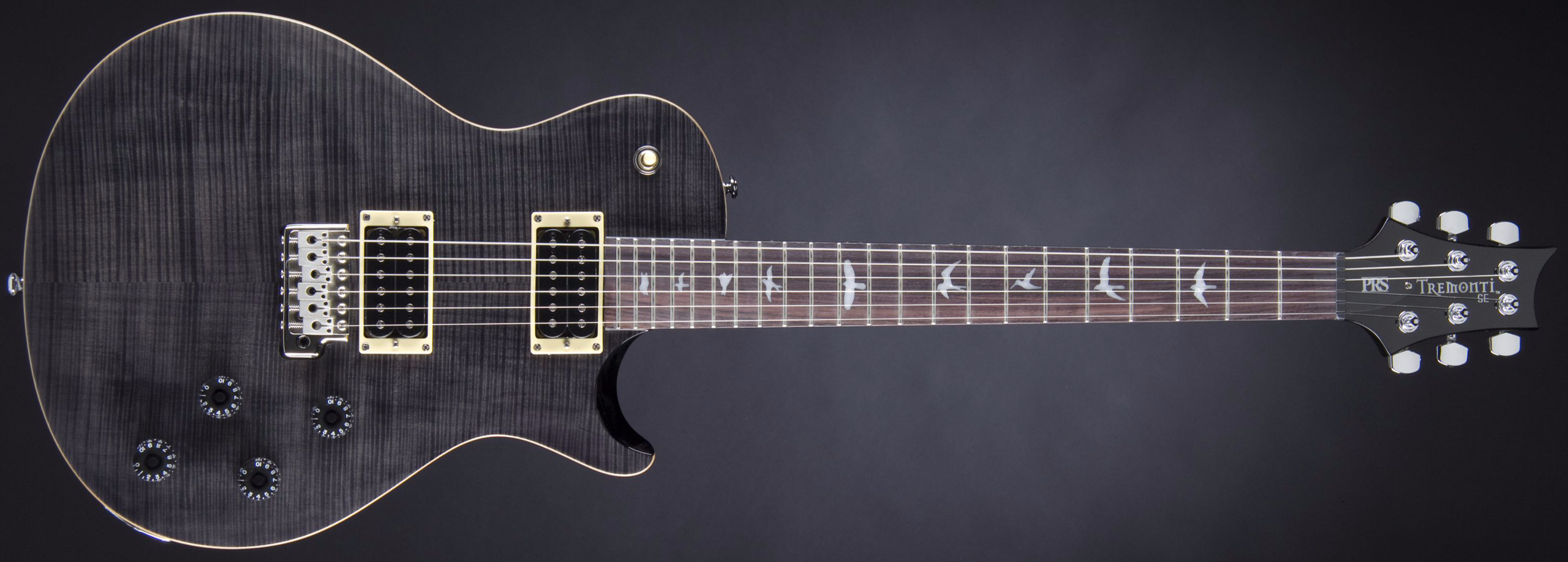 PRS SE Mark Tremonti Custom Gray Black