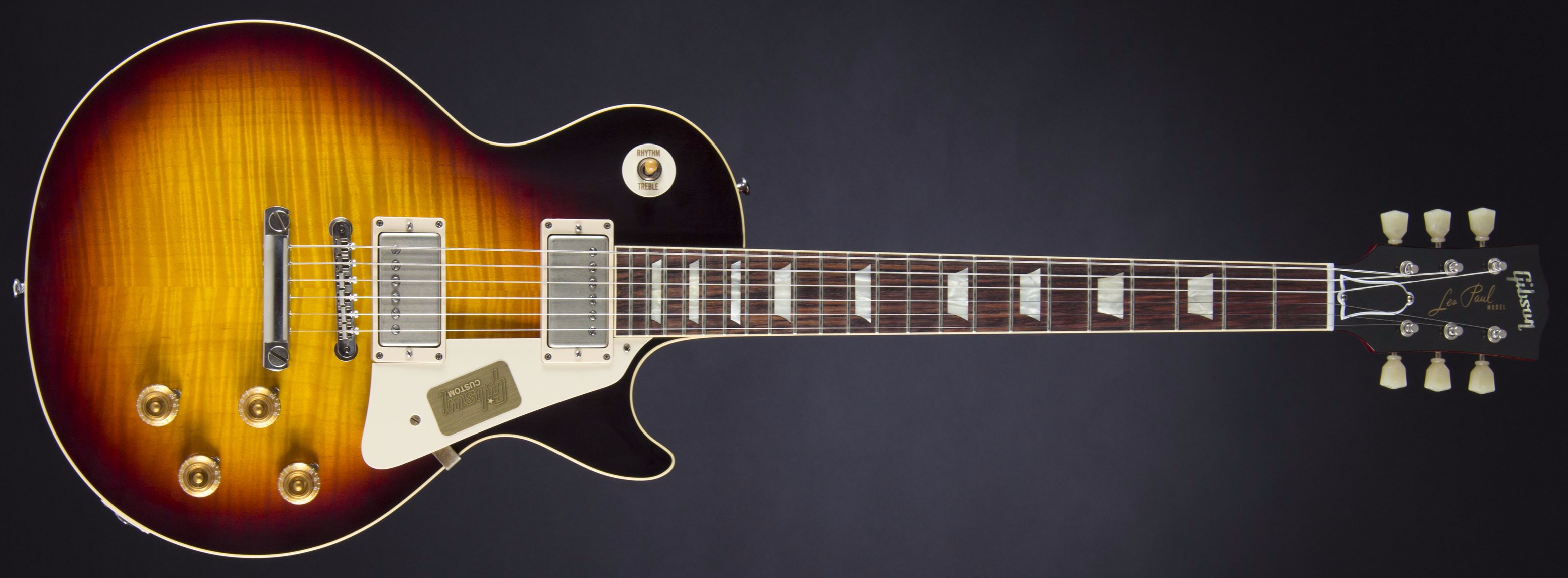 GIBSON CS9 Les Paul Faded Tobacco