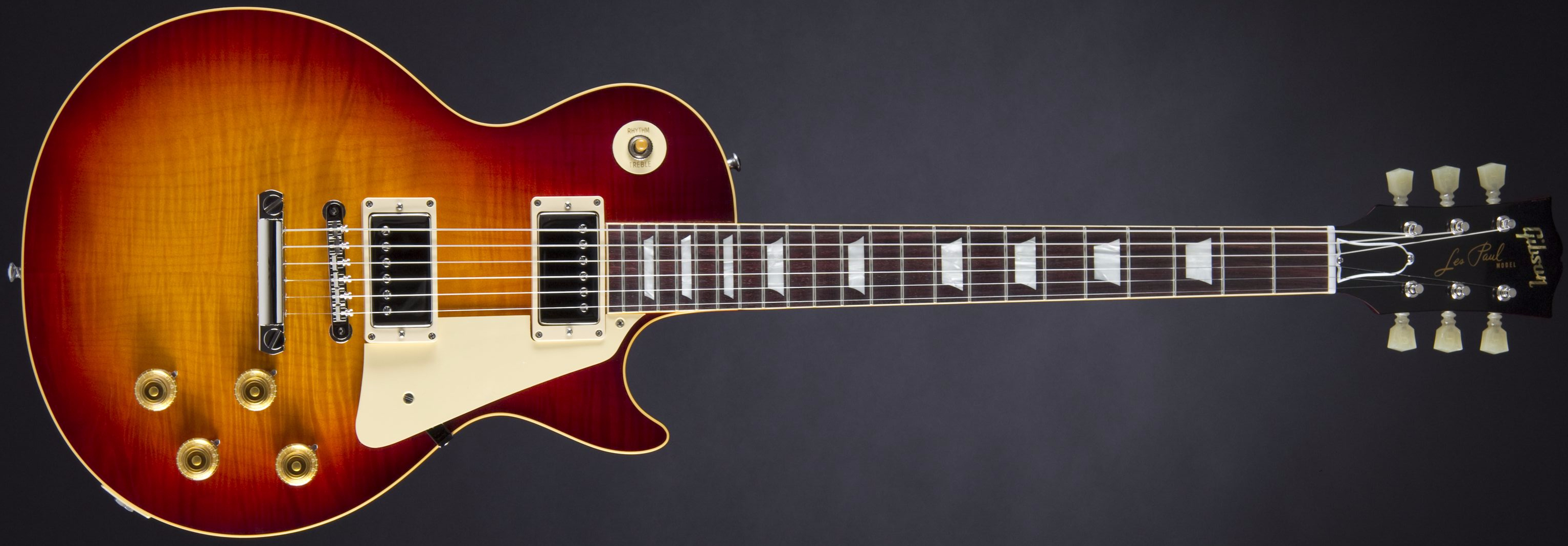 True Historic 1960 Les Paul Standard Front