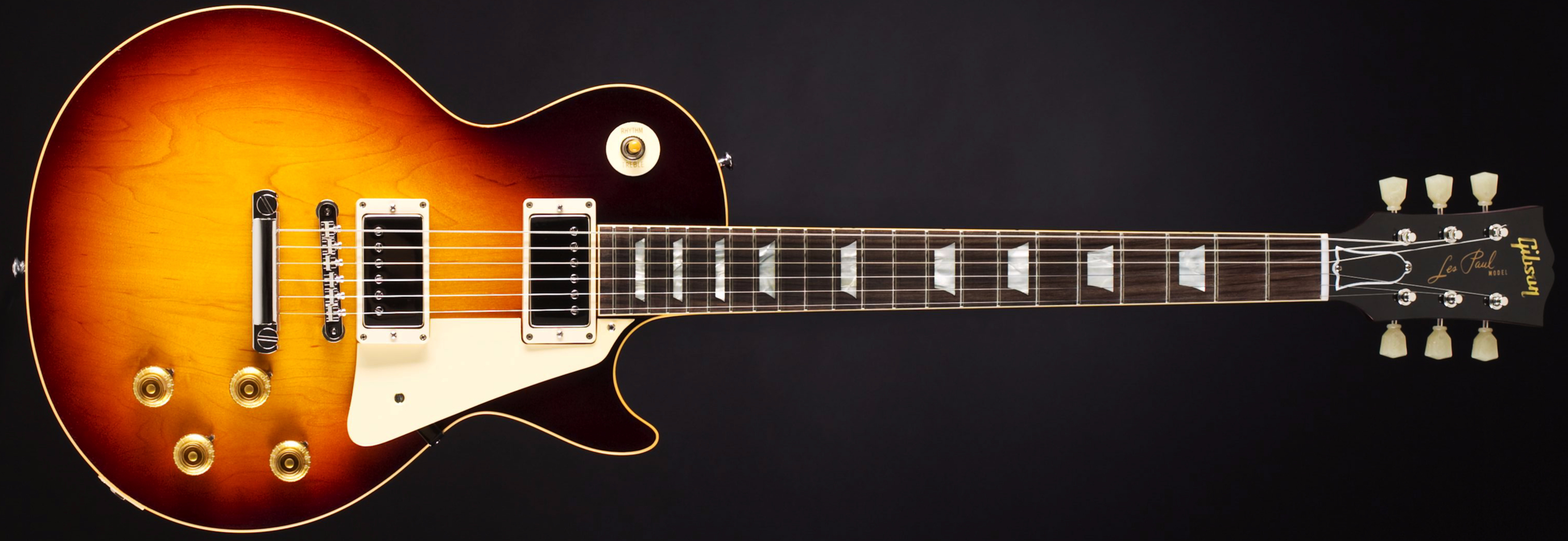 True Historic 1958 Les Paul Front