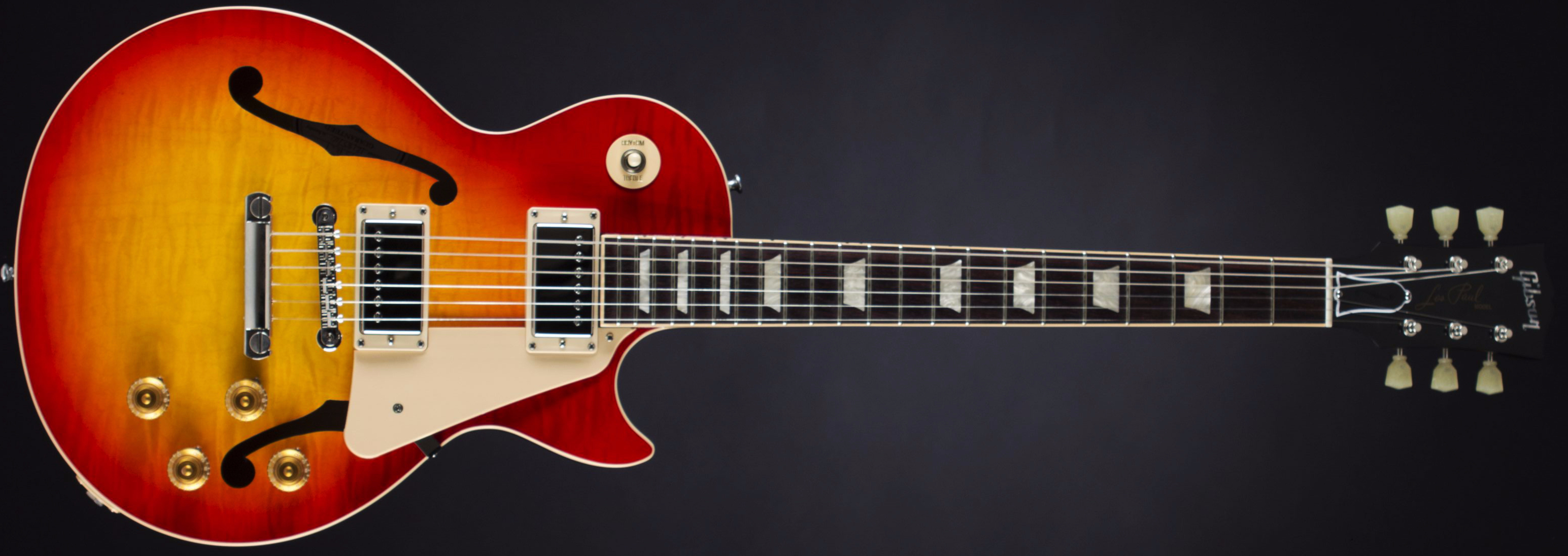 Gibson ES-Les Paul Heritage Cherry Front