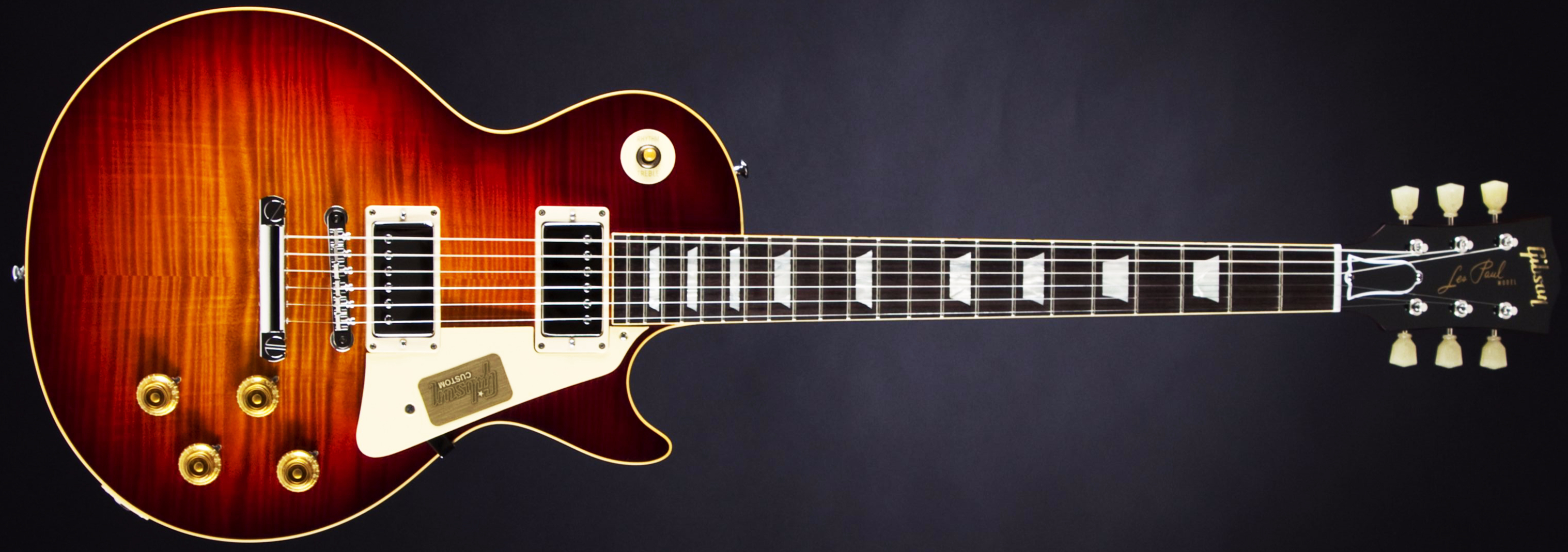 True Historic 1959 Les Paul Standard Front