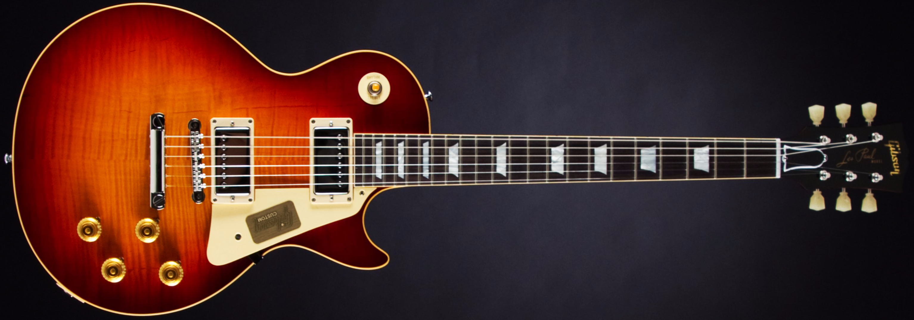 GIBSON 1959 True Historic Les Paul Vintage Cherry Burst #95661