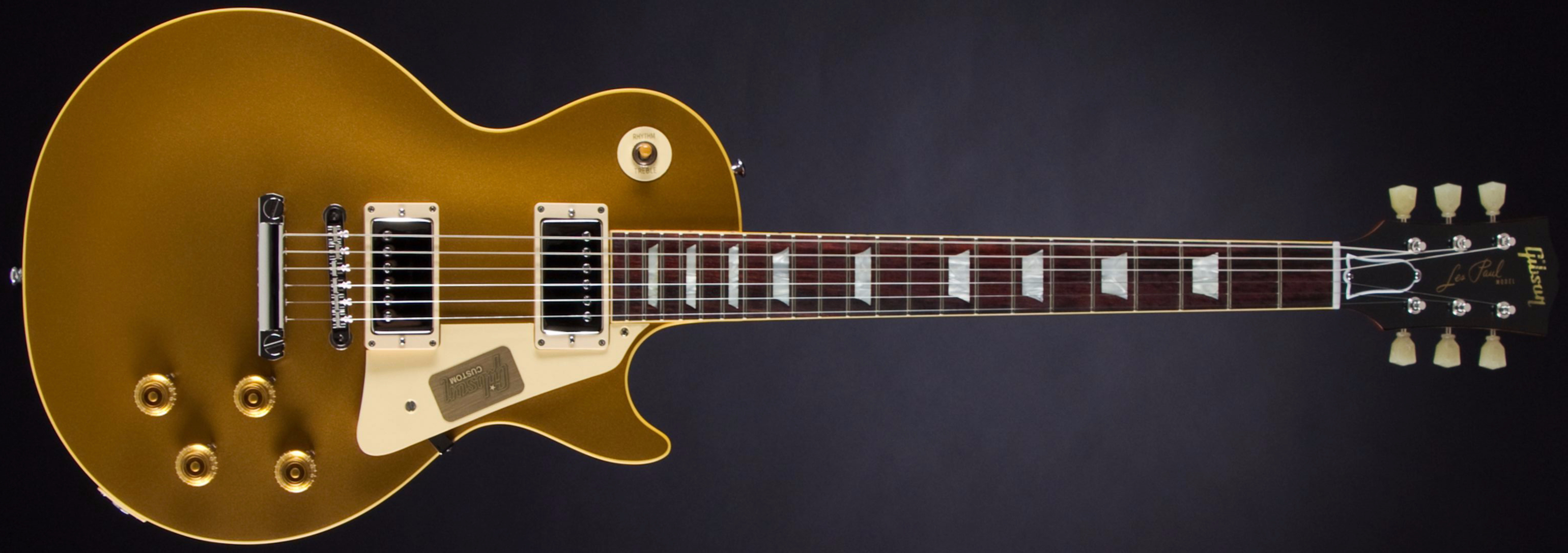 GIBSON 1957 True Historic Les Paul Vintage Antique Gold '75230