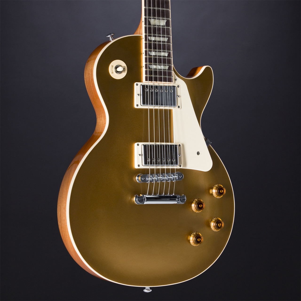 GIBSON Les Paul Standard 2016 T Gold Top Korpus