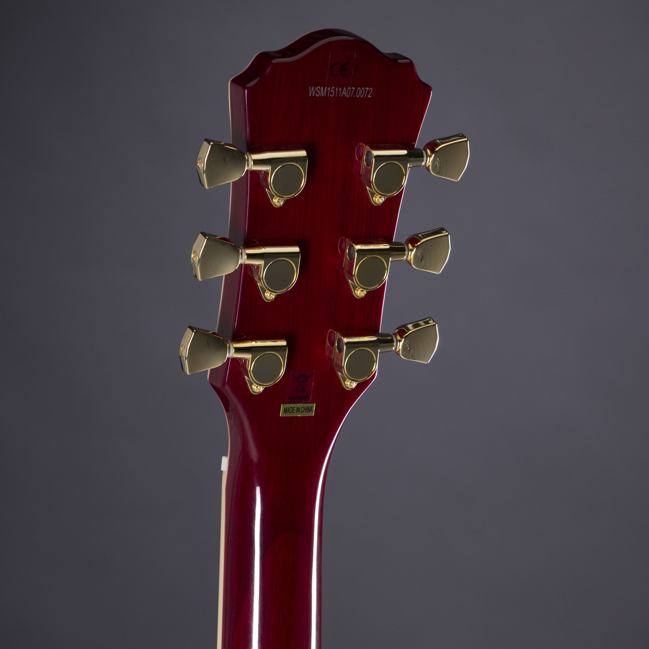 LC300 CS Headstock