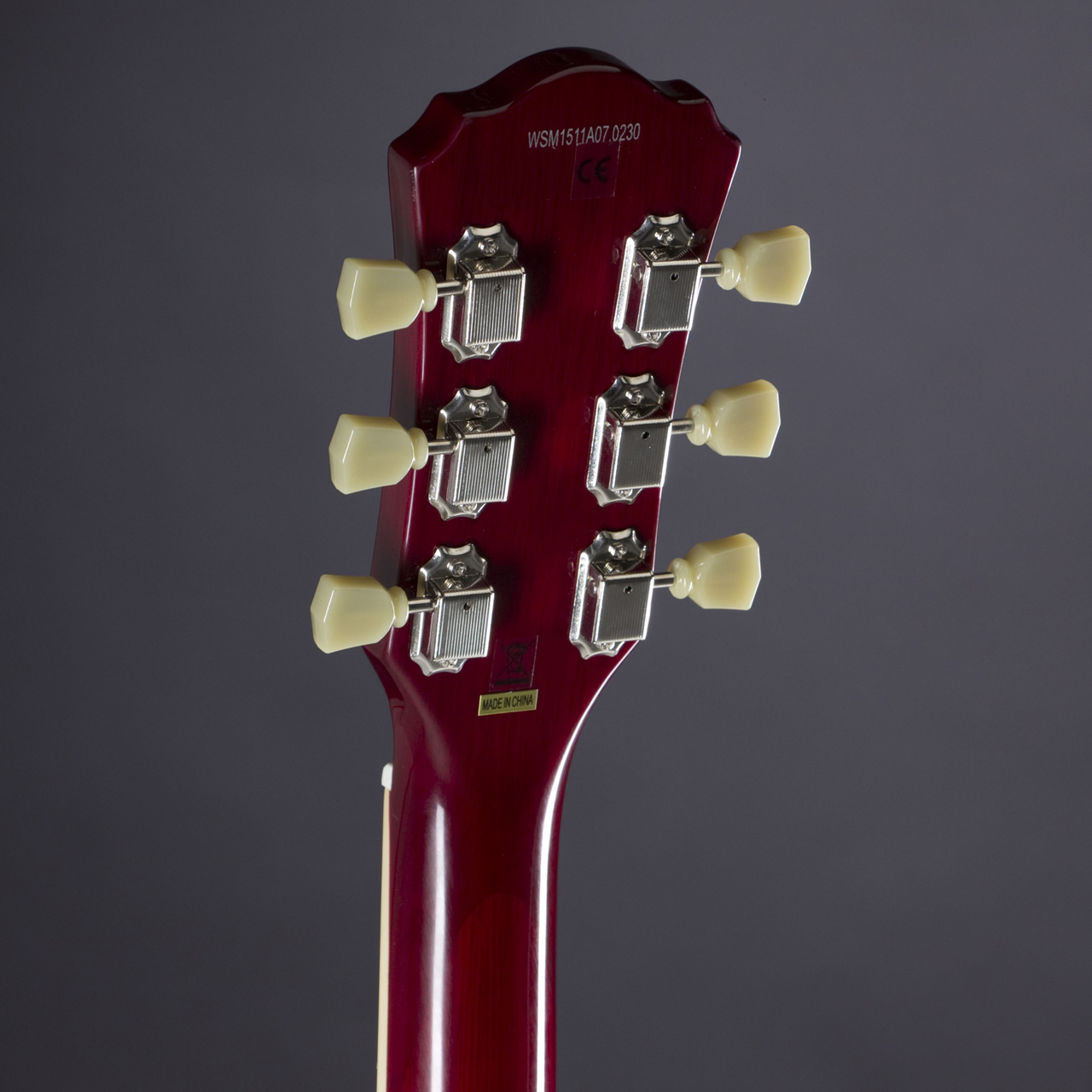 LS500 SD CS Headstock