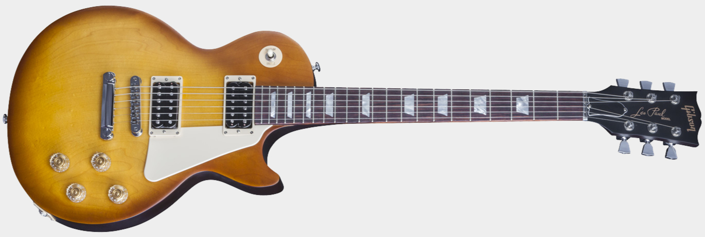 GIBSON Les Paul 50s Tribute 2016 HP Satin Honey Burst