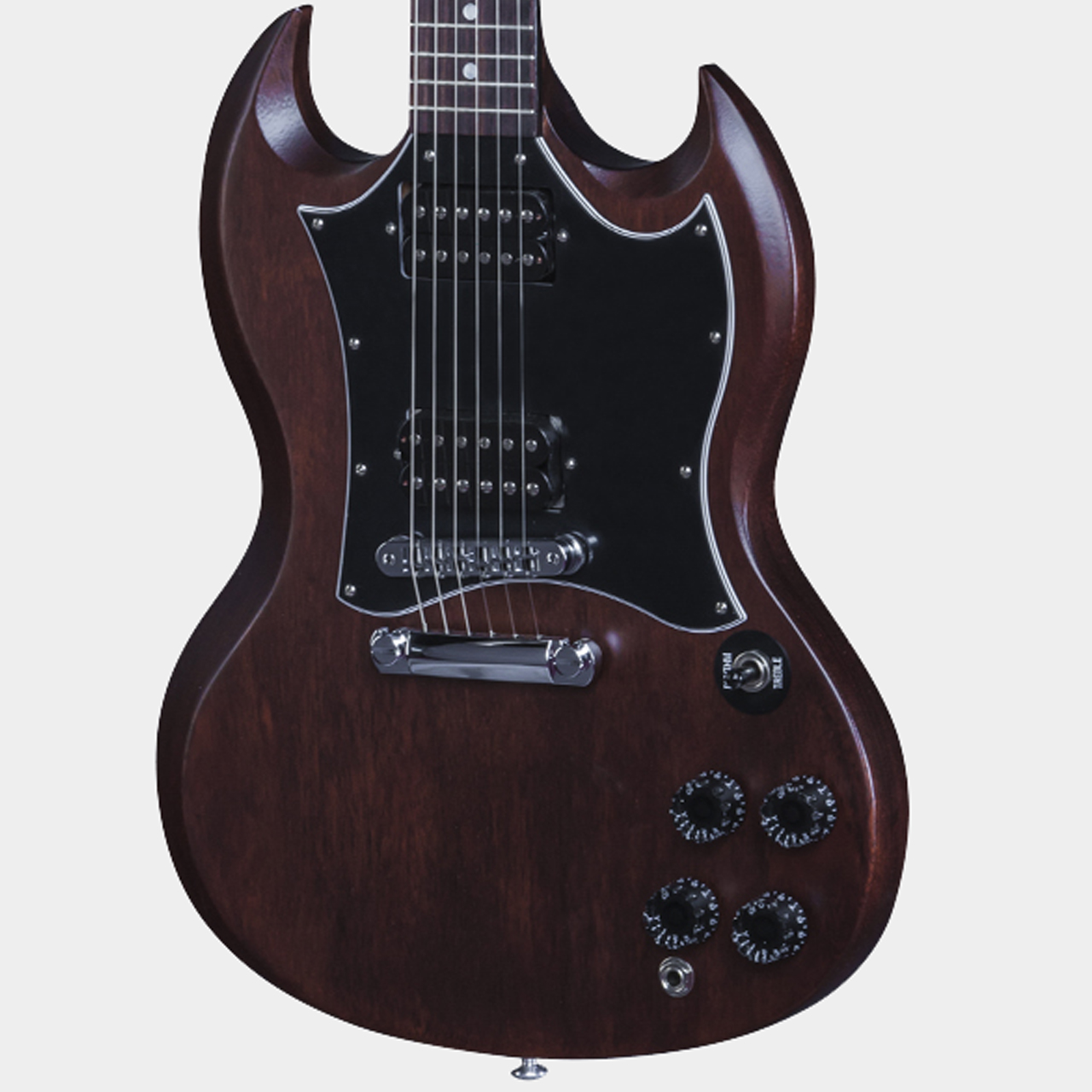 GIBSON SG Special Faded 2016 HP WB Worn Brown