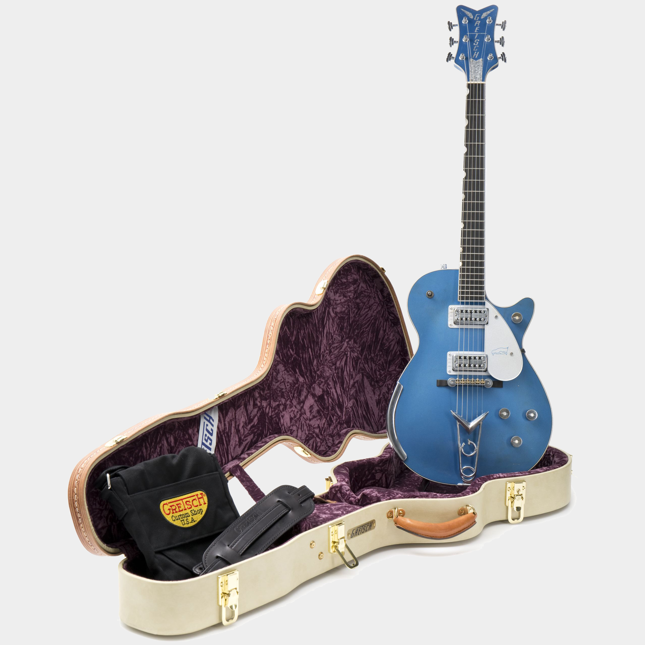 GRETSCH G6134-CS Penguin Case
