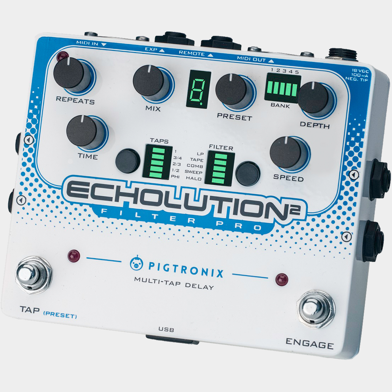 PIGTRONIX Echolution 2 Filter Pro