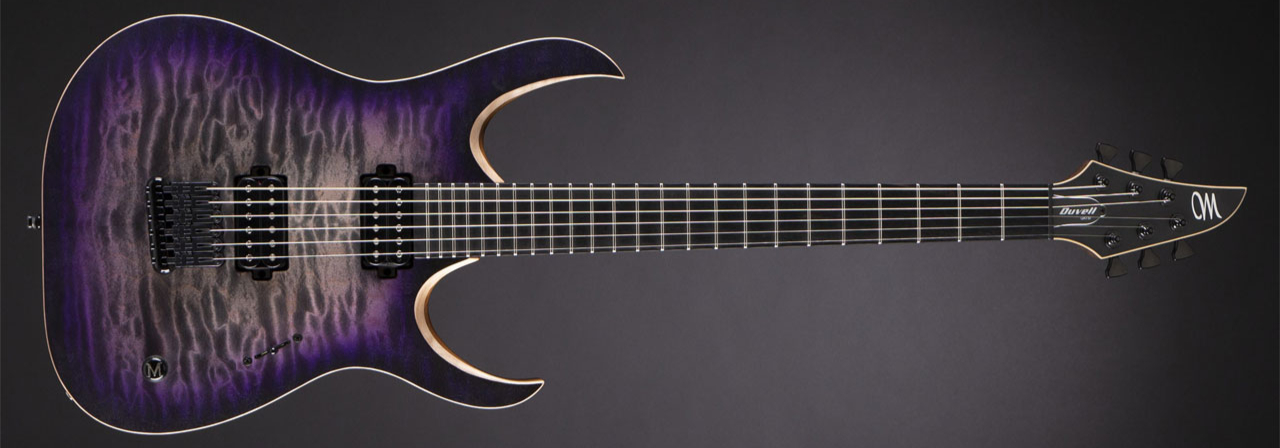 MAYONES Duvell QATSI 6 Ajna Burst Limited Edition