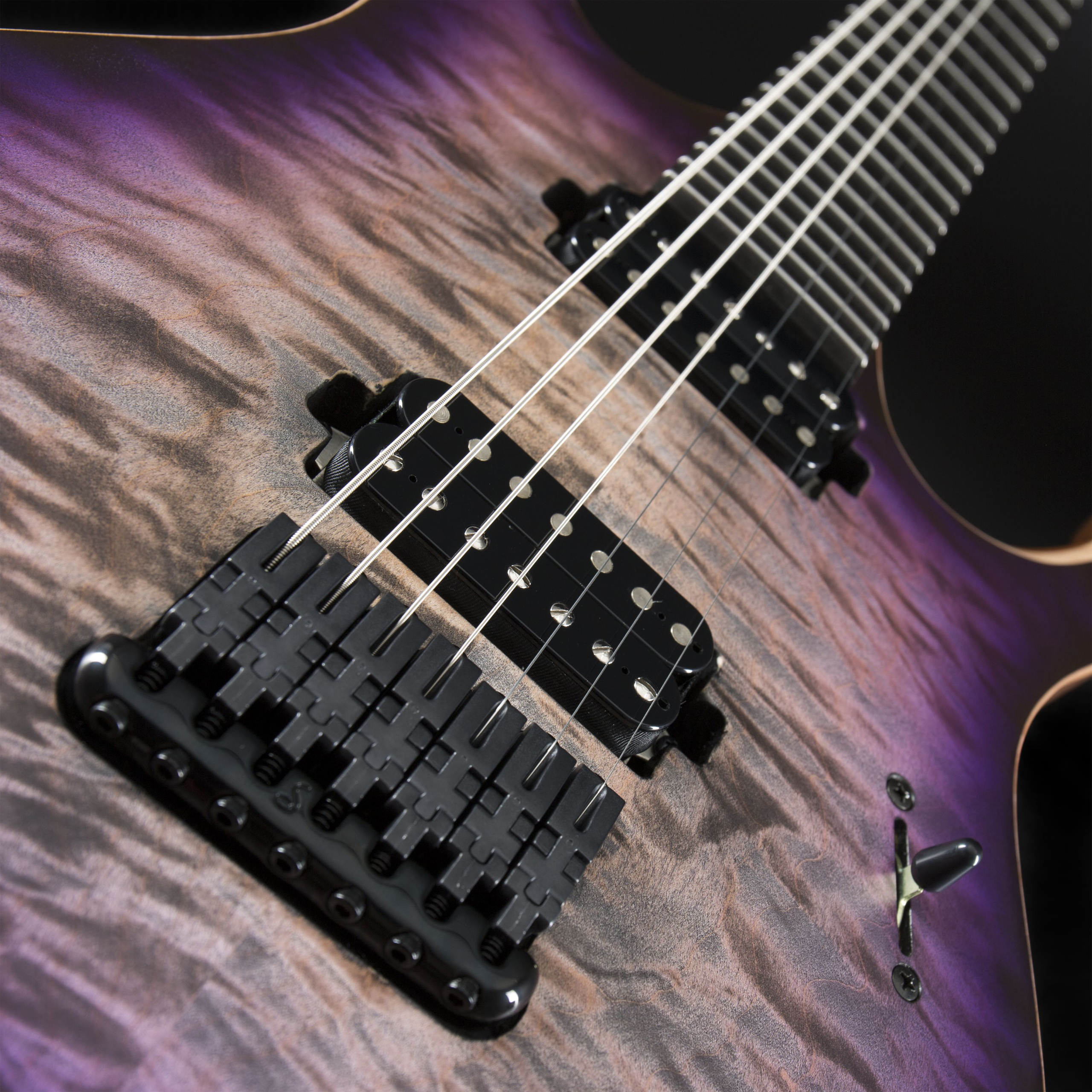 MAYONES Duvell QATSI 7 Ajna Burst Limited Edition John Browne Signature Brücke