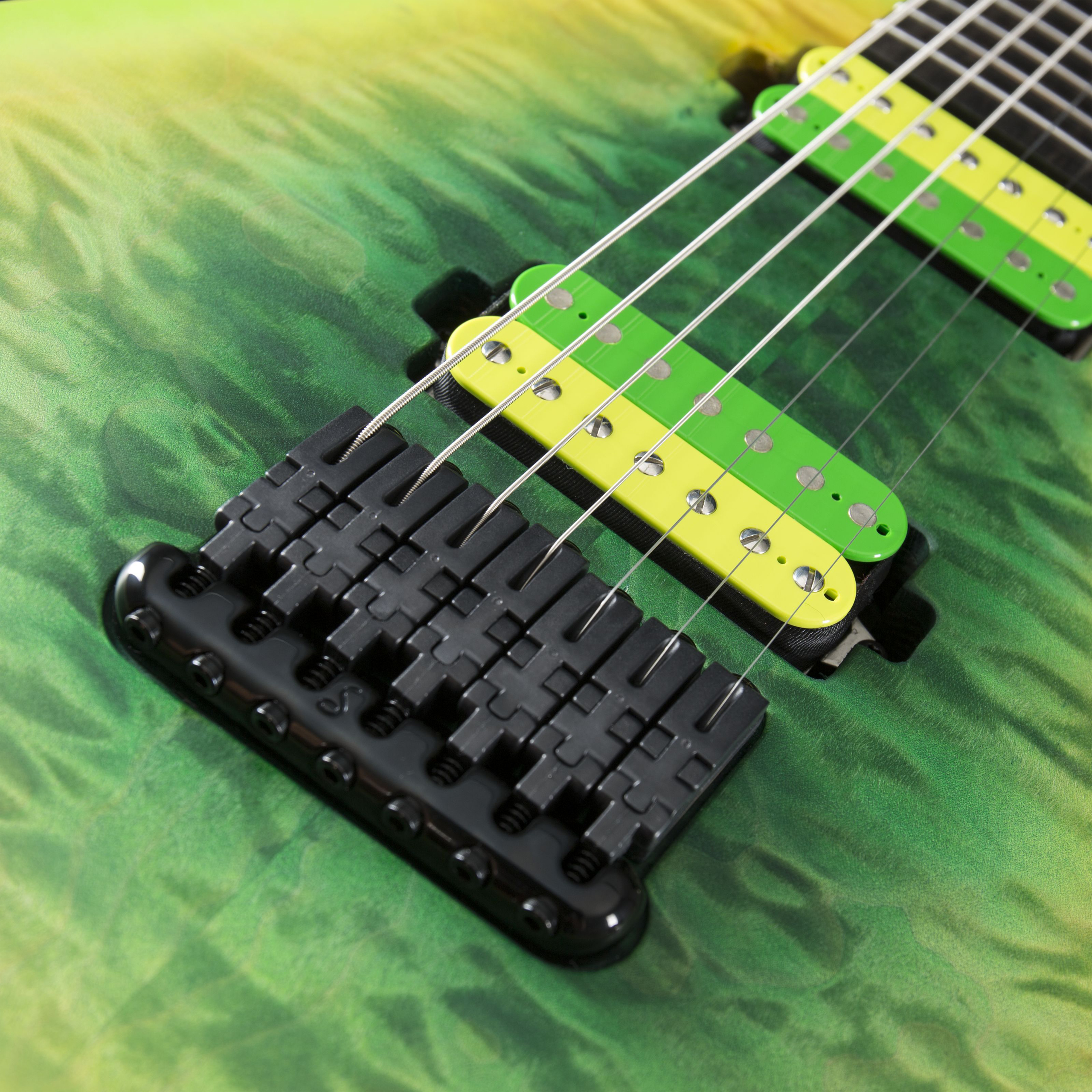 MAYONES Duvell QATSI 7 Juice Burst Limited Edition John Browne Signature Brücke
