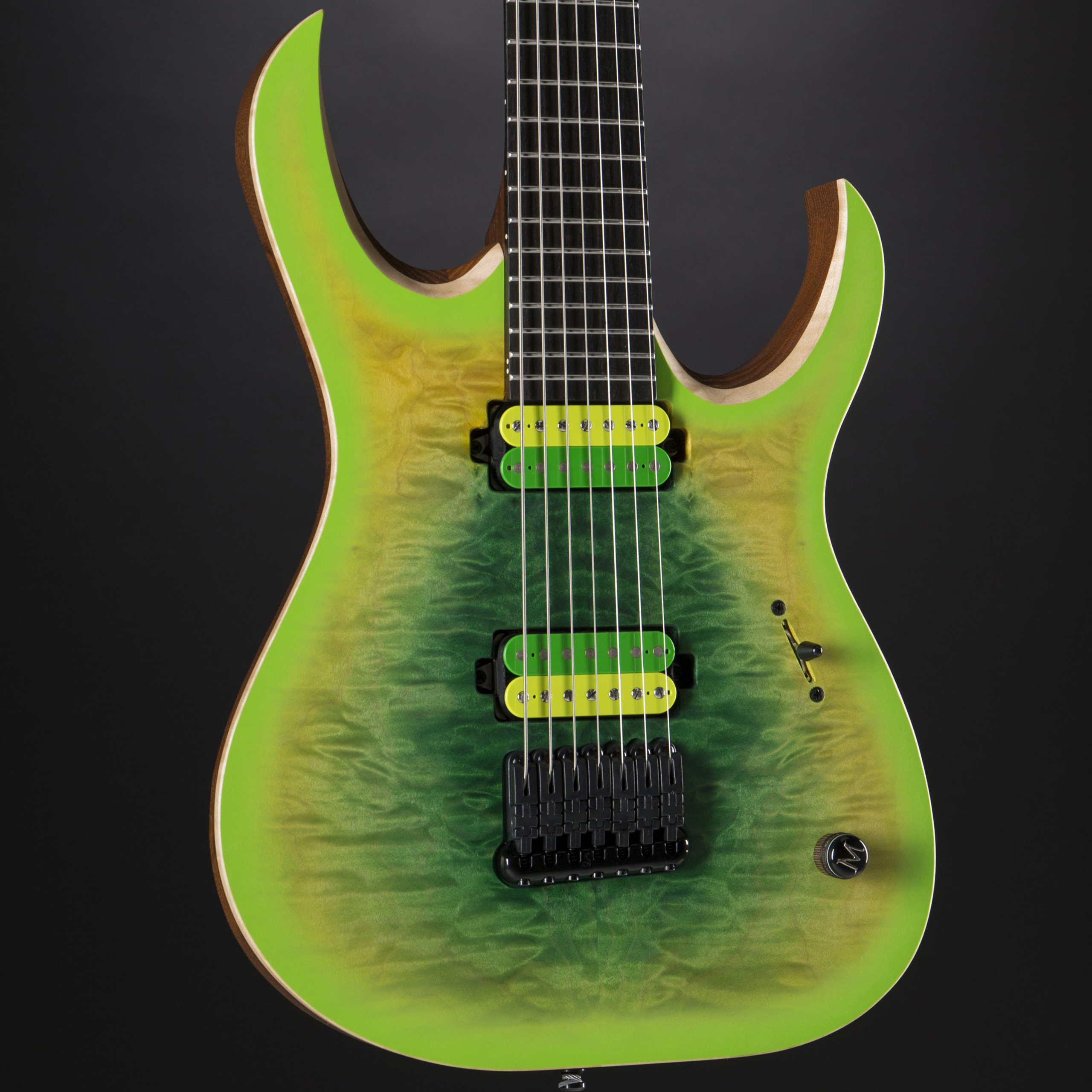 MAYONES Duvell QATSI 7 Juice Burst Limited Edition John Browne Signature Korpus