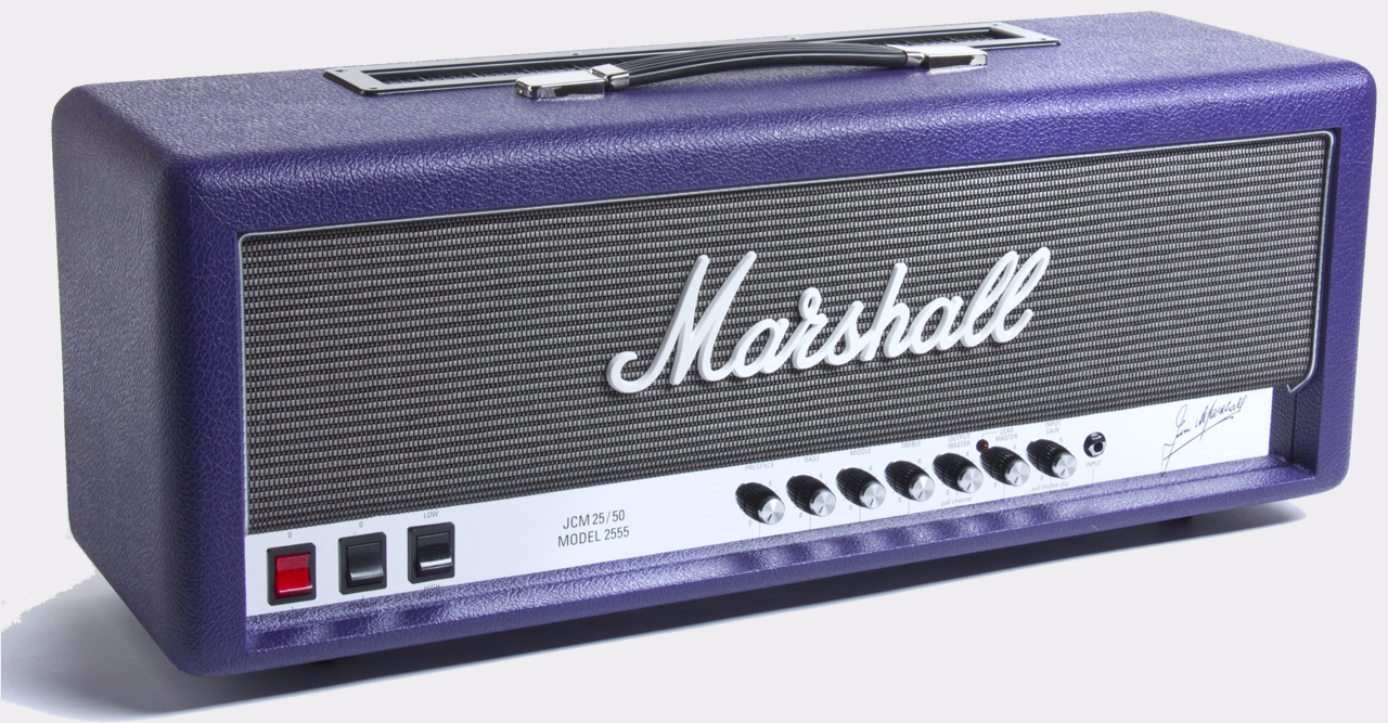 MARSHALL Design Store 2555X Silver Jubilee Purple Angle
