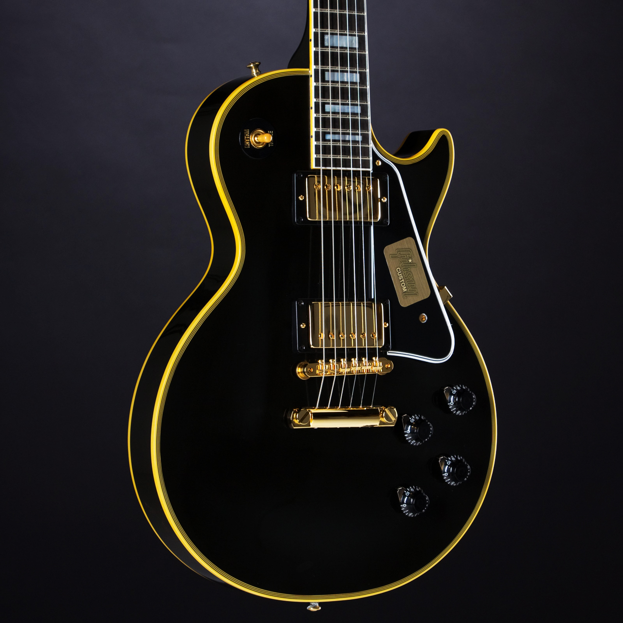 True Historic 1957 Les Paul Custom Korpus