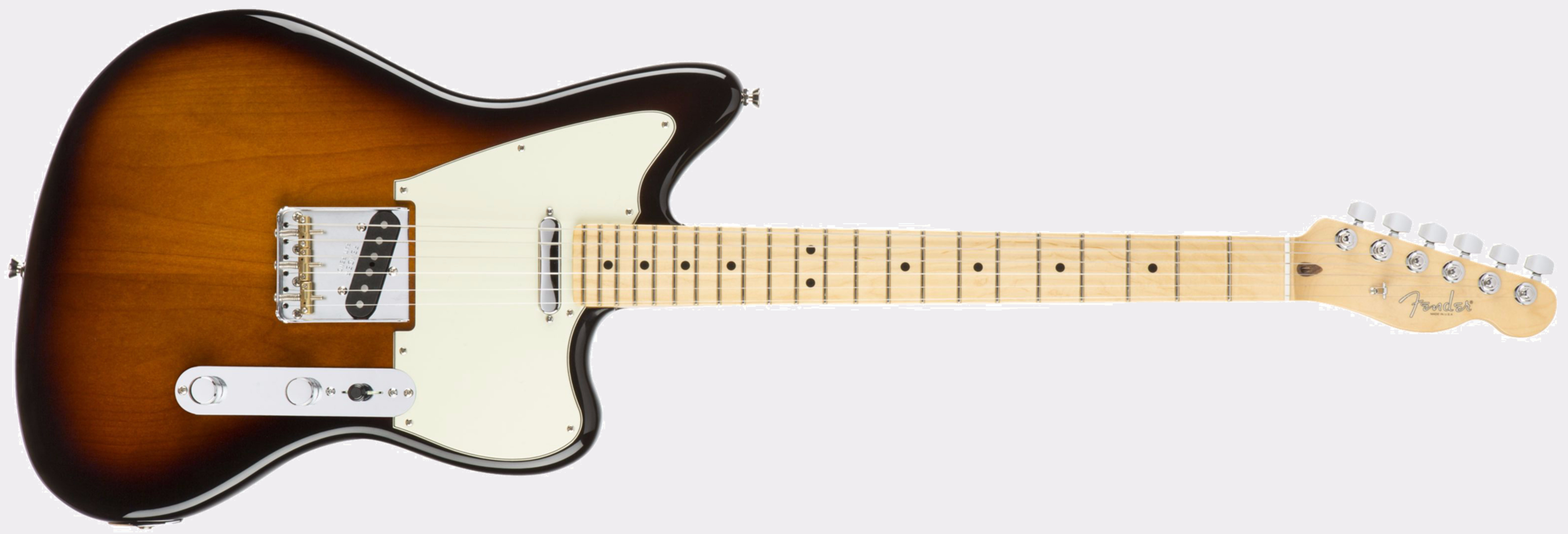 Offset Tele 2TS Front