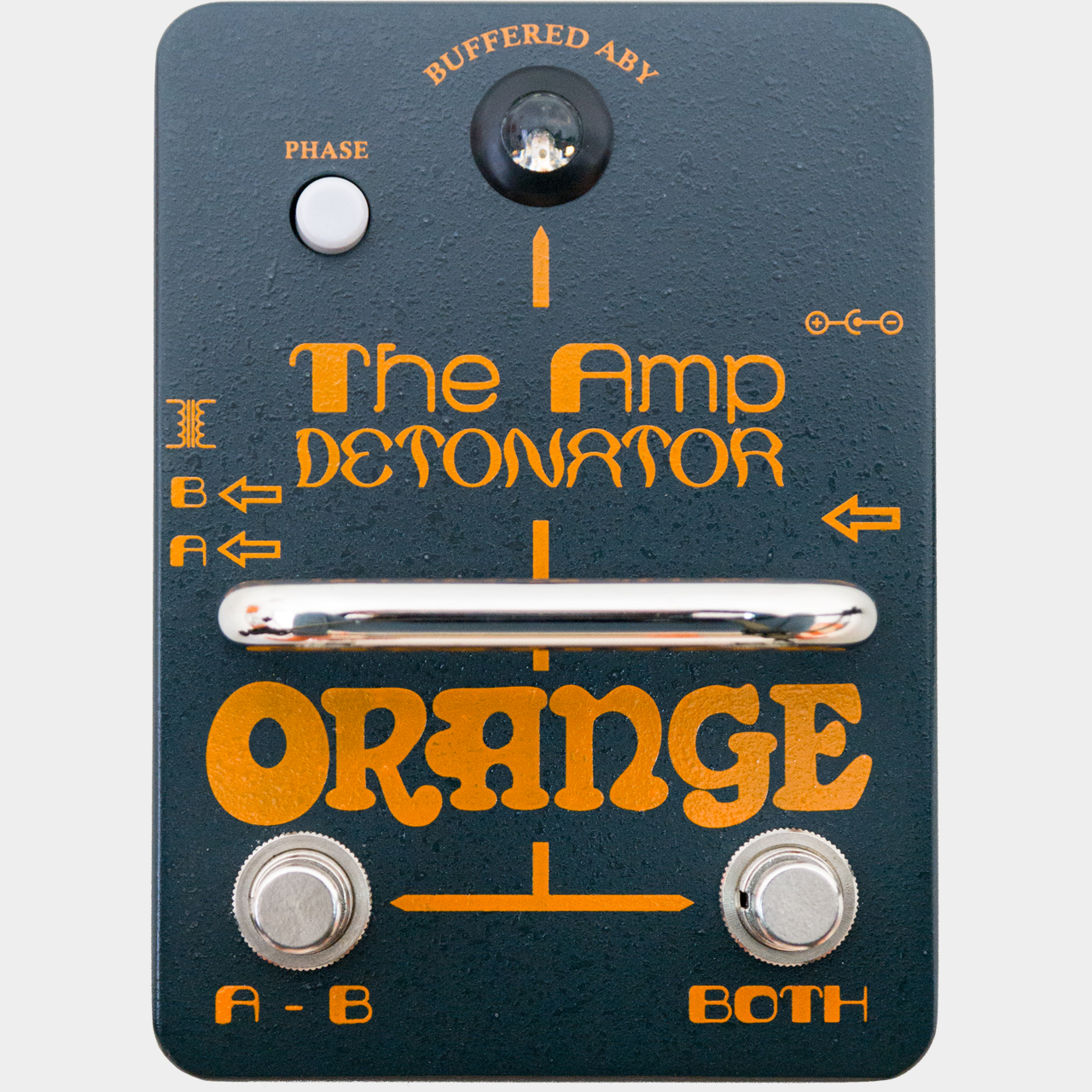 Orange Amp Detonator ABY Box