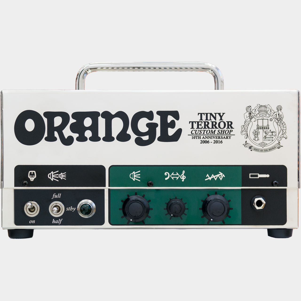 ORANGE Tiny Terror 10th Anniversary Stack Topteil