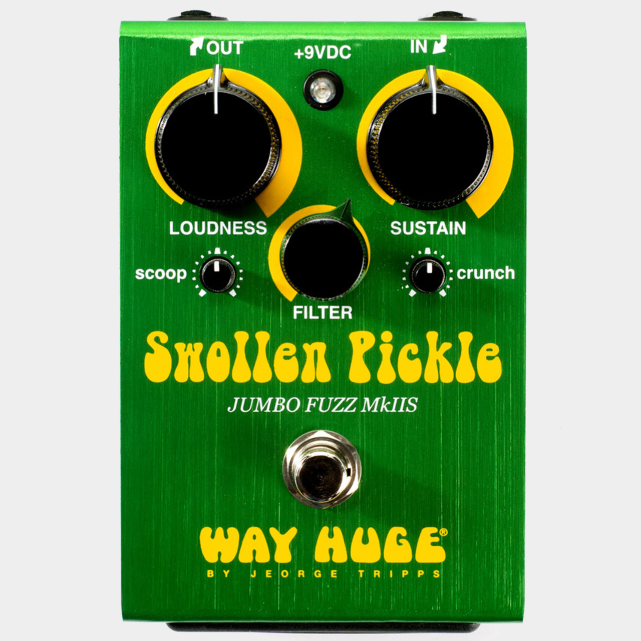 WAY HUGE Swollen Pickle Jumbo Fuzz Mk IIS