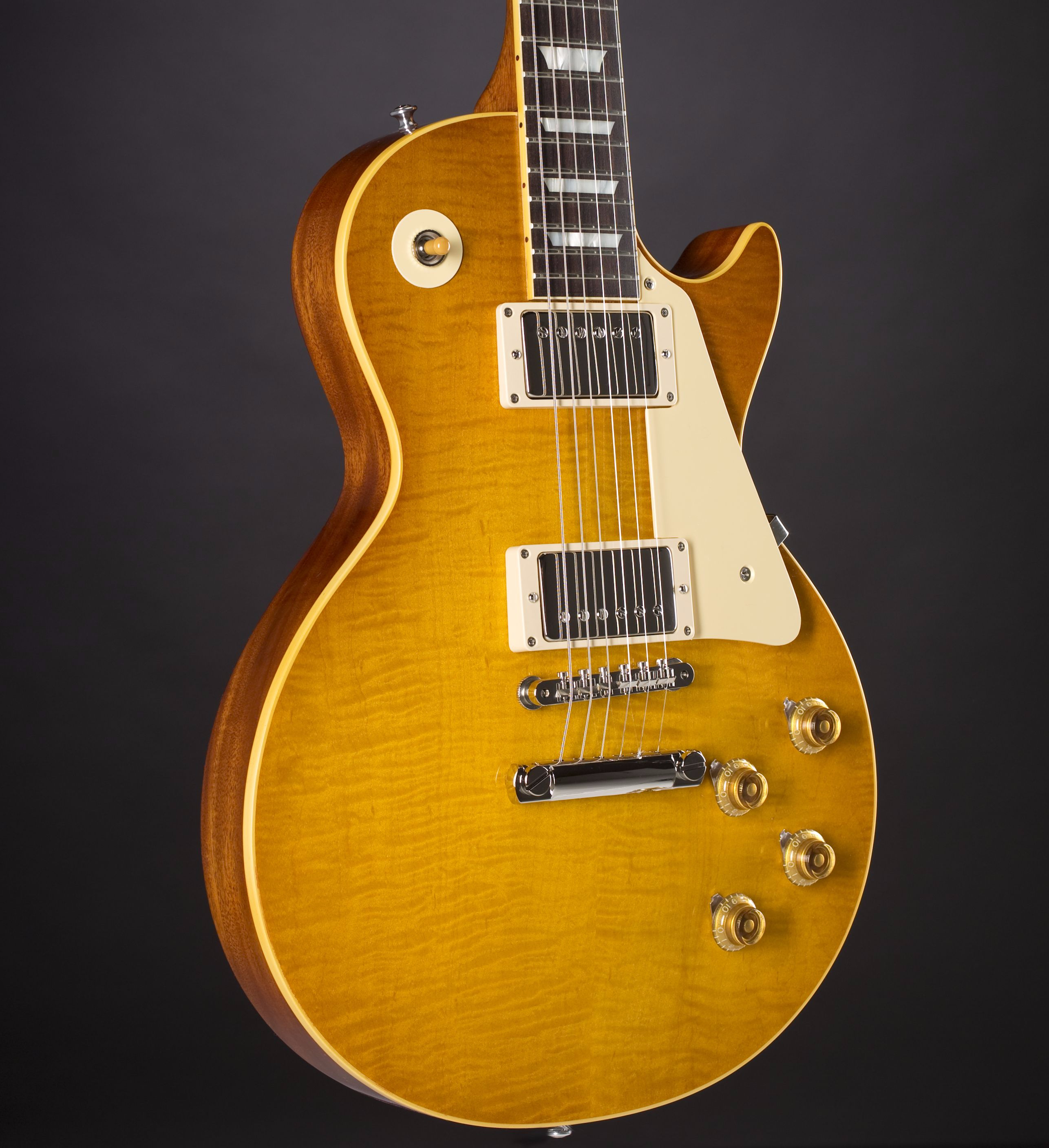GIBSON Rick Nielsen 1959 Les Paul #RN 042 Body Detail