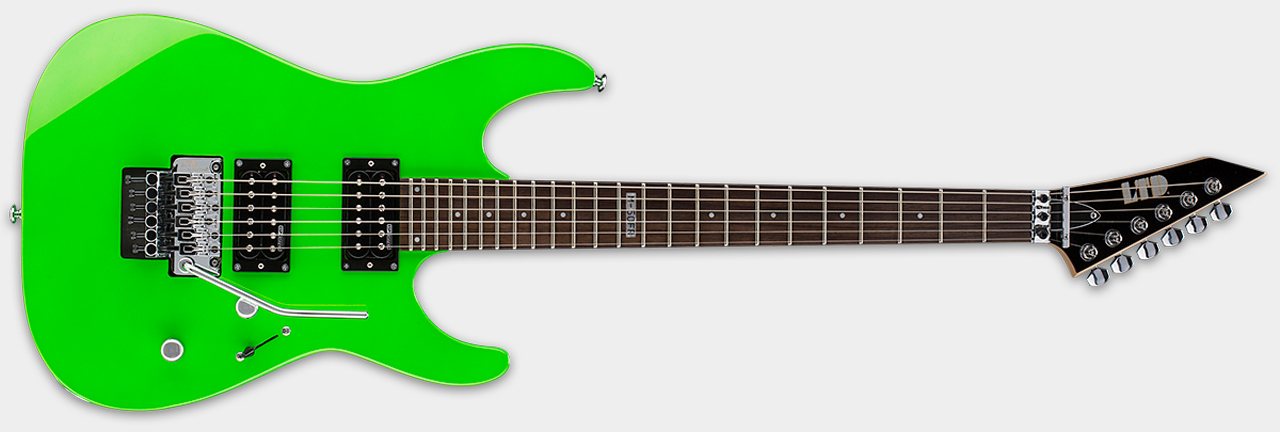 ESP LTD M-50FR NGR Neon Green