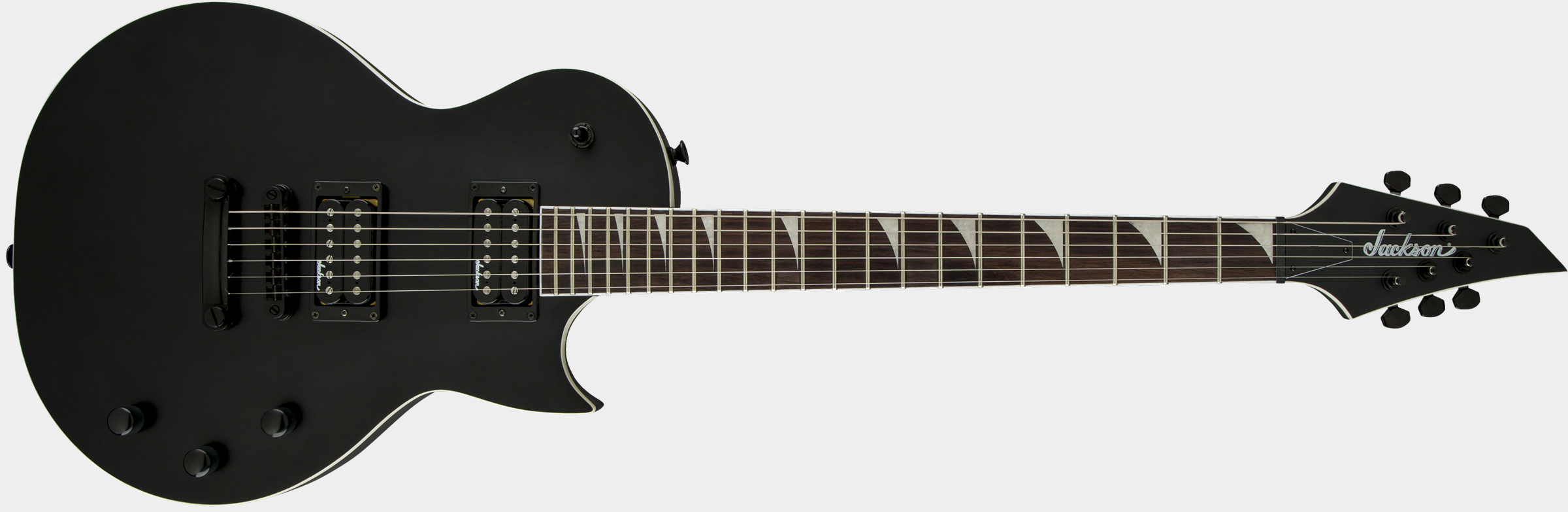 JACKSON X Series Monarkh Satin Black