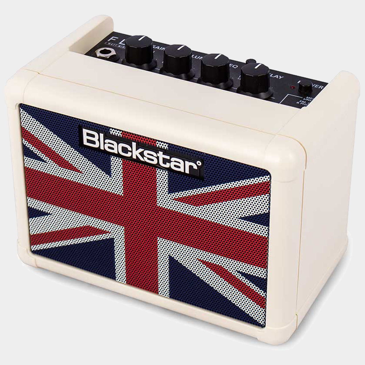 BLACKSTAR Fly 3 Union Jack Limited Edition