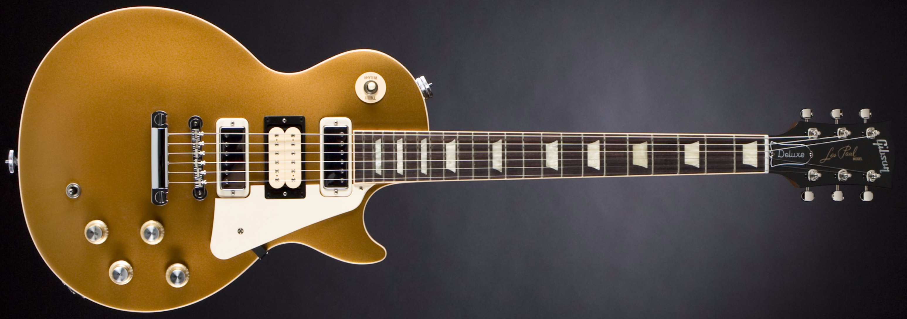 GIBSON Les Paul Pete Townshend Deluxe Gold Top '76