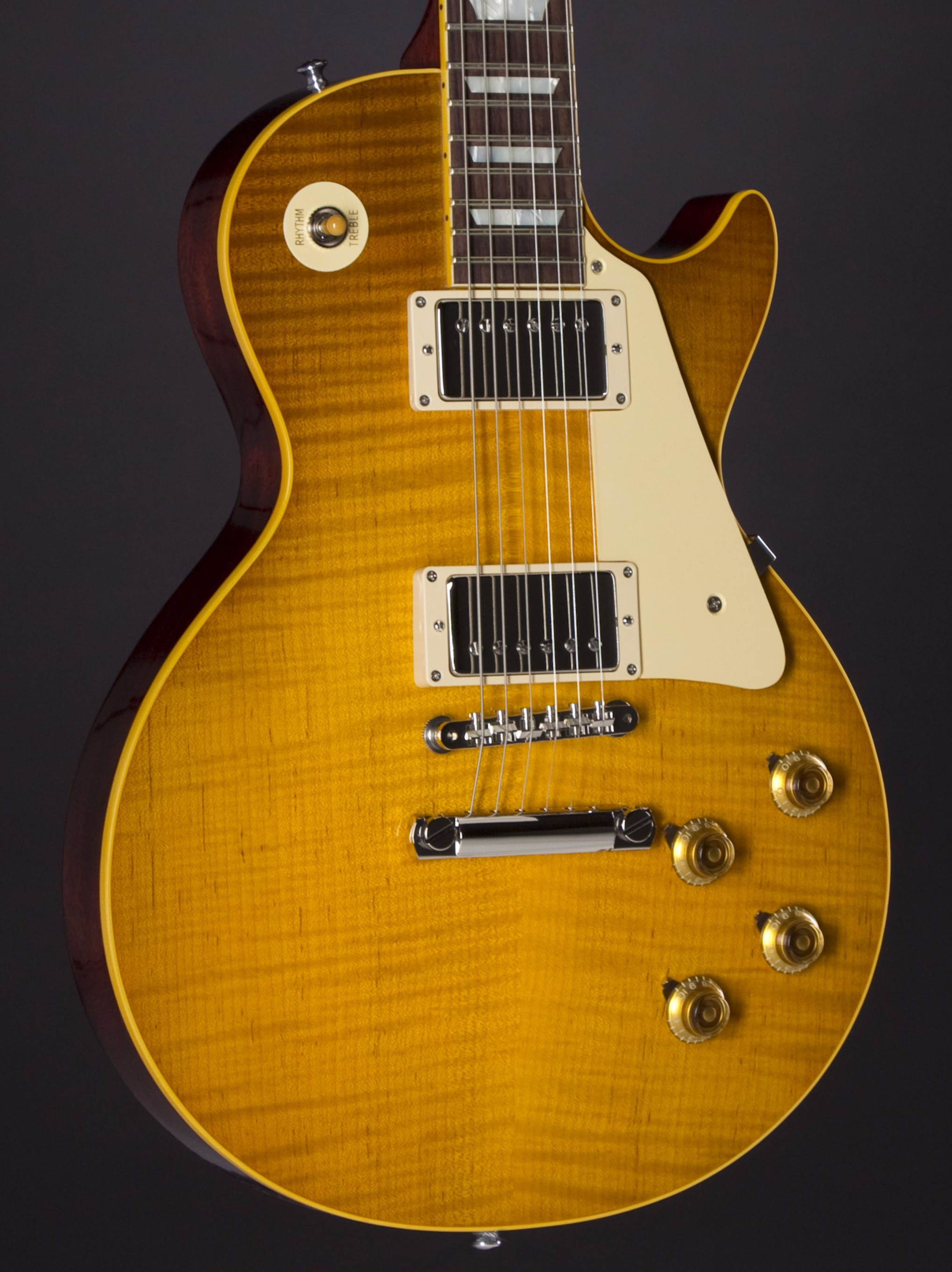 GIBSON Ace Frehley 1959 Les Paul Standard #AF148 Body Detail