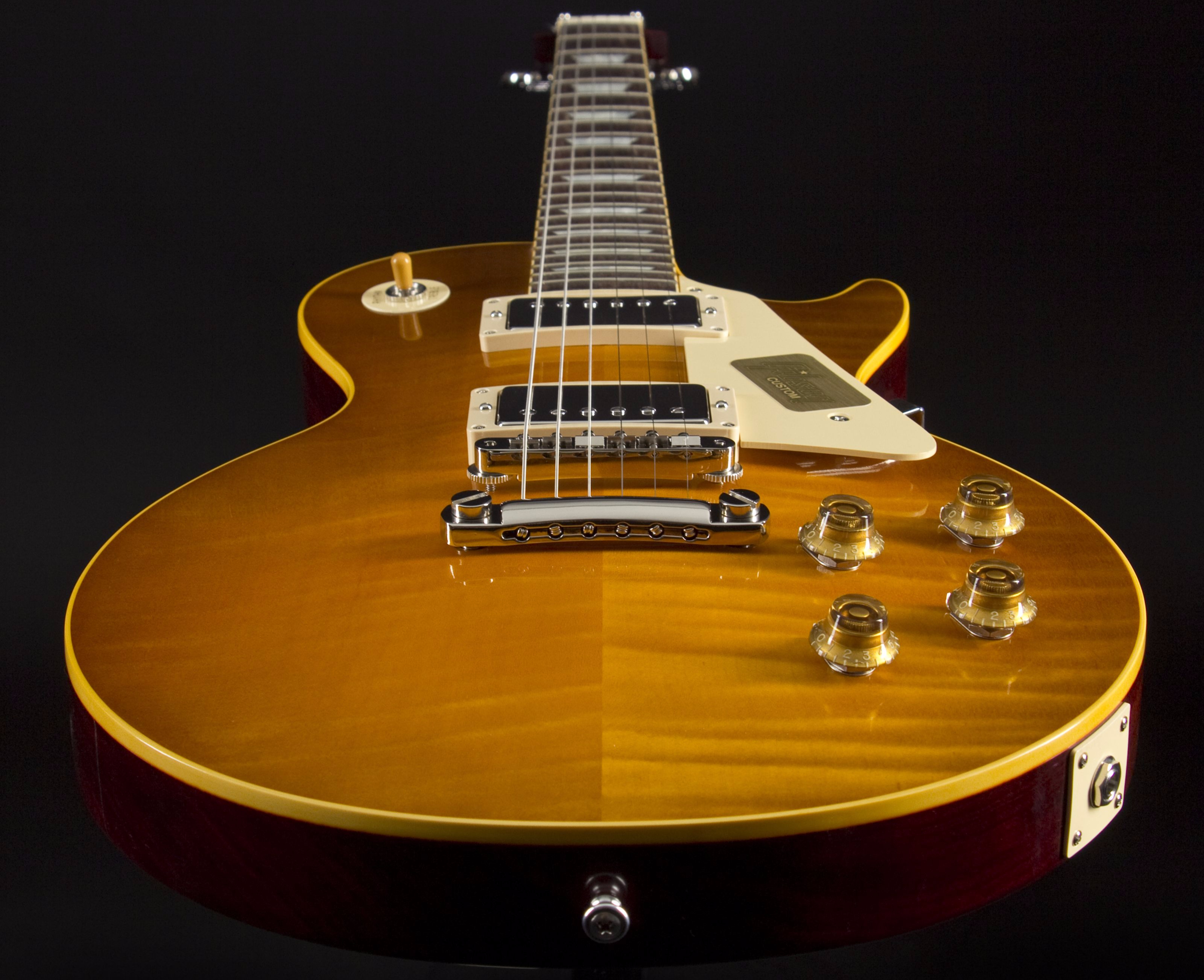 GIBSON Ace Frehley 1959 Les Paul Standard #AF088 Flat